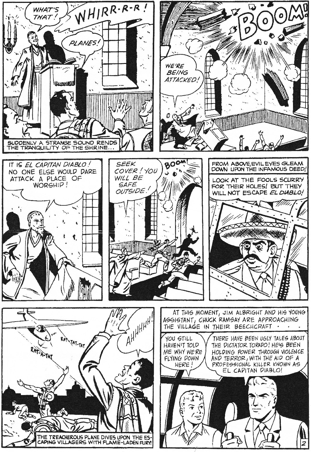 Read online Men of Mystery Comics comic -  Issue #73 - 17