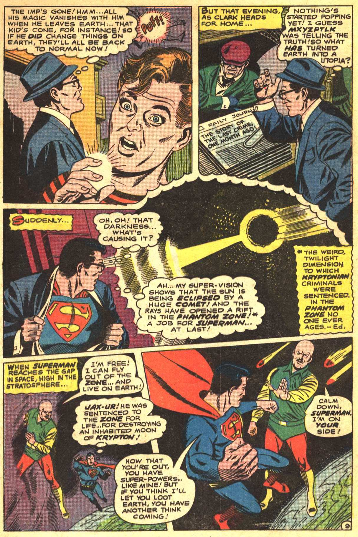 Read online Action Comics (1938) comic -  Issue #368 - 10