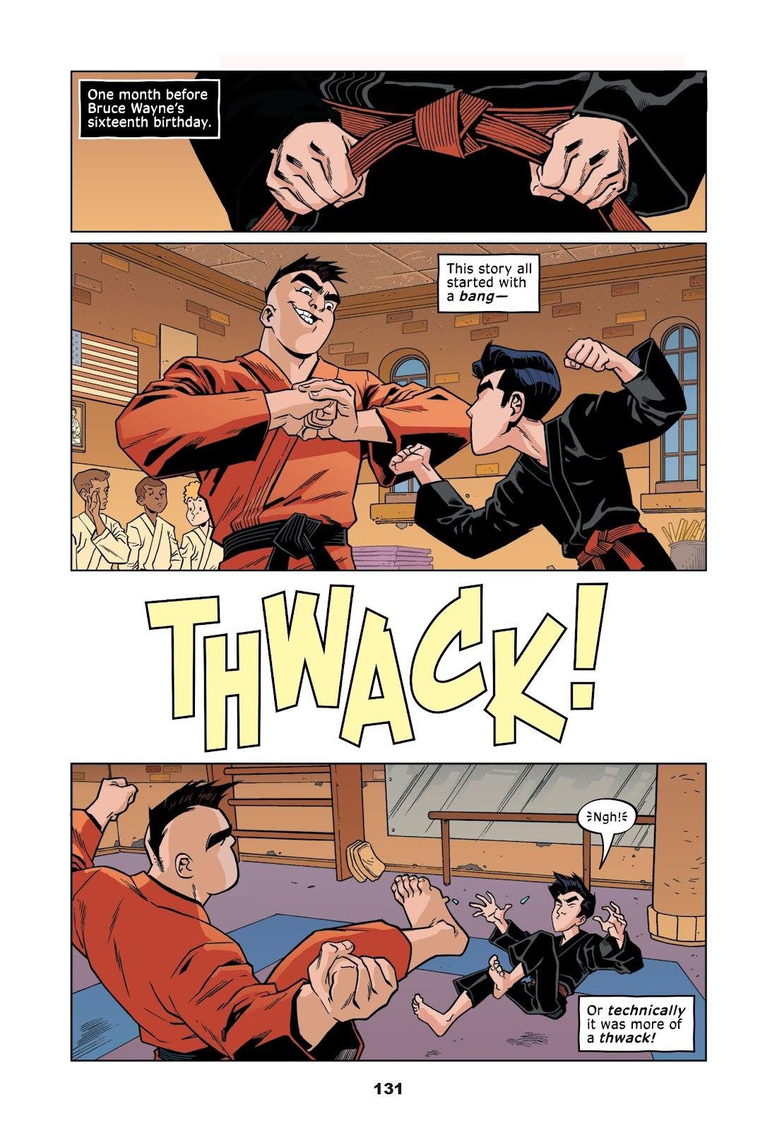 Read online Green Lantern: Legacy comic -  Issue # TPB - 128