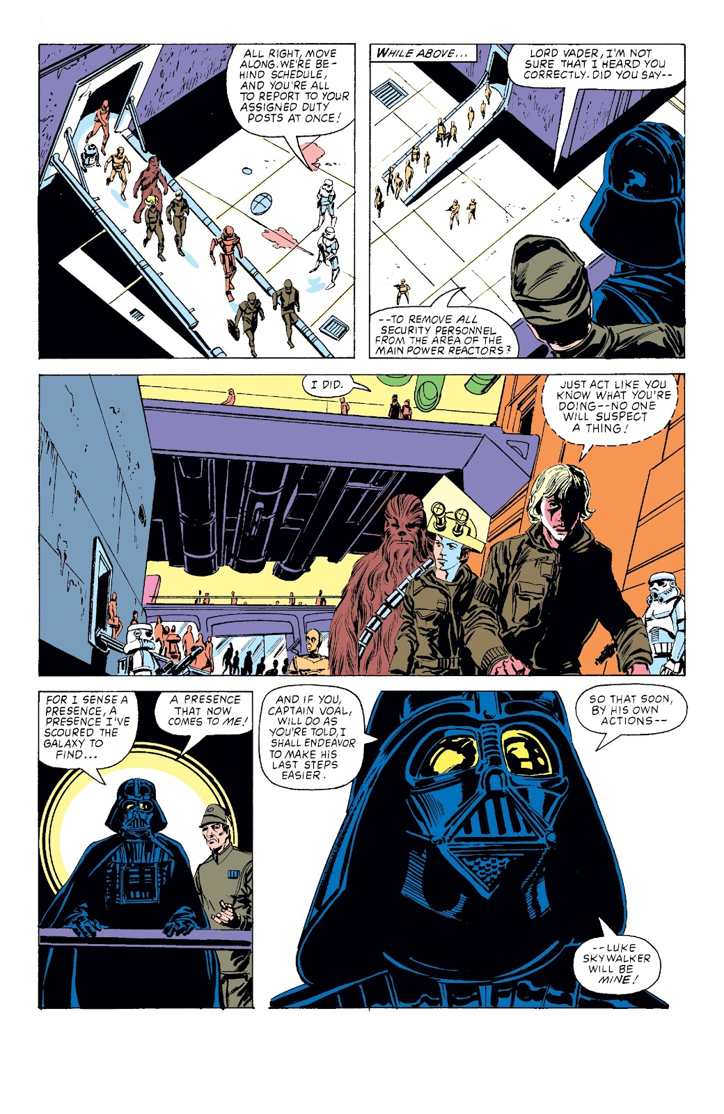 Read online Star Wars Legends: The Original Marvel Years - Epic Collection comic -  Issue # TPB 3 (Part 3) - 88