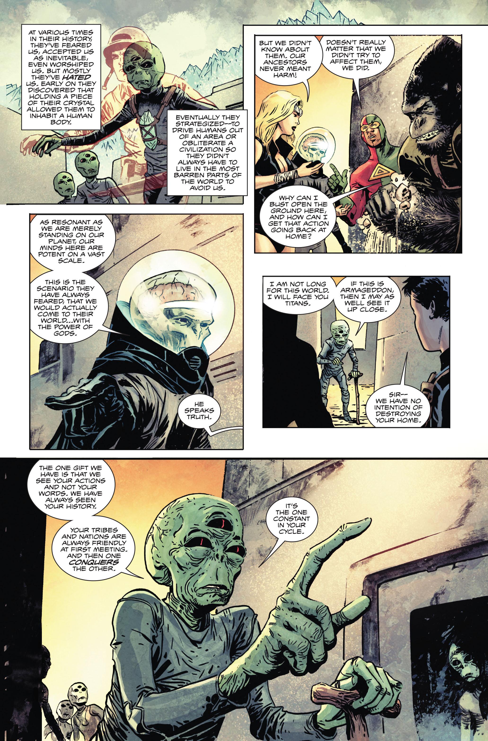 Read online Atlas comic -  Issue #5 - 19