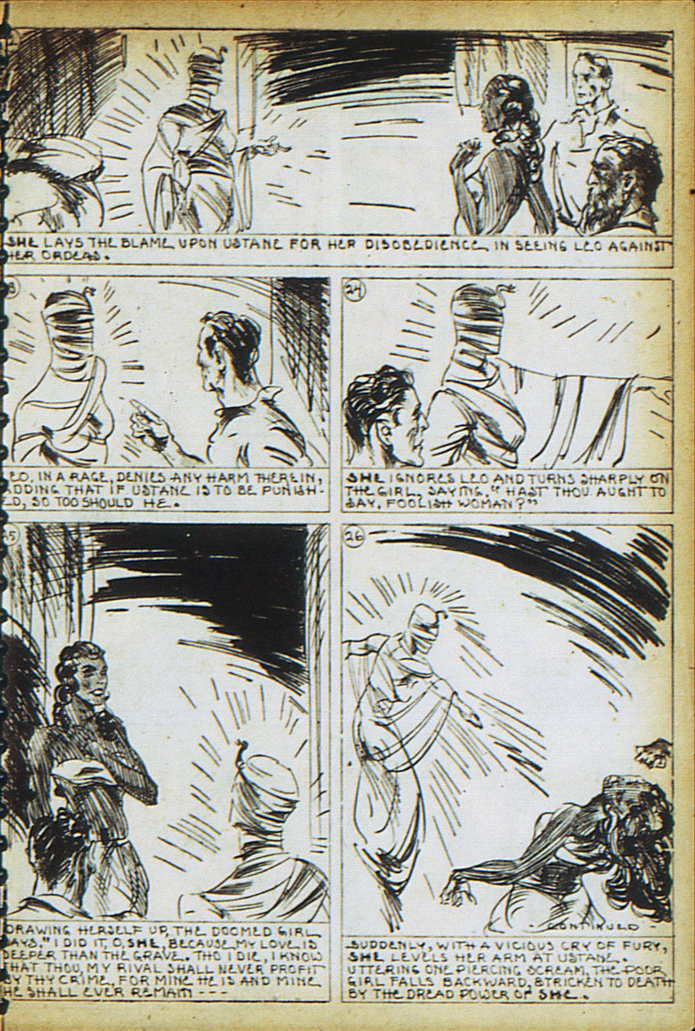 Read online Adventure Comics (1938) comic -  Issue #17 - 42