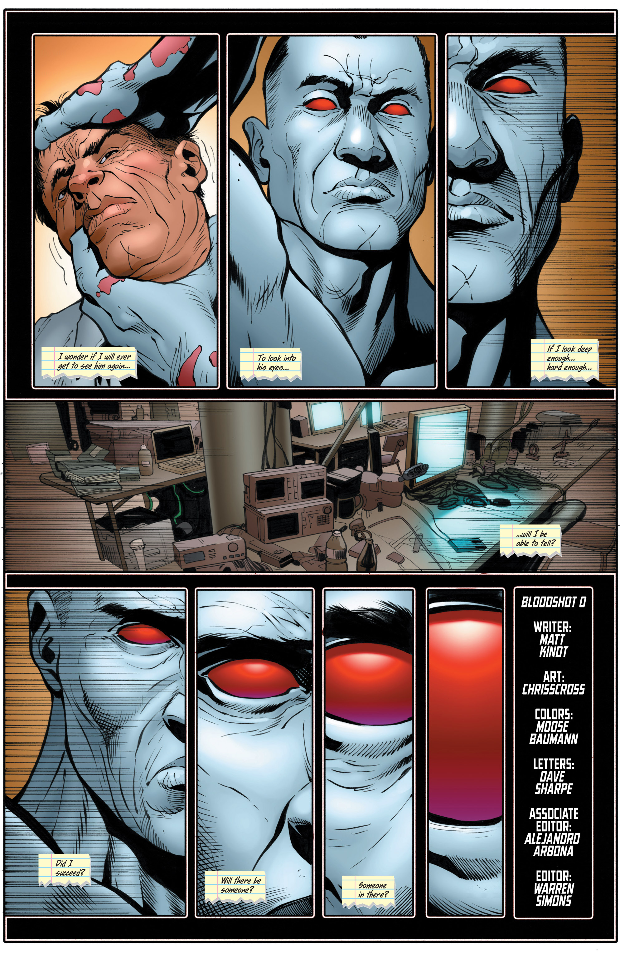 Read online Bloodshot and H.A.R.D.Corps comic -  Issue # TPB 4 - 121