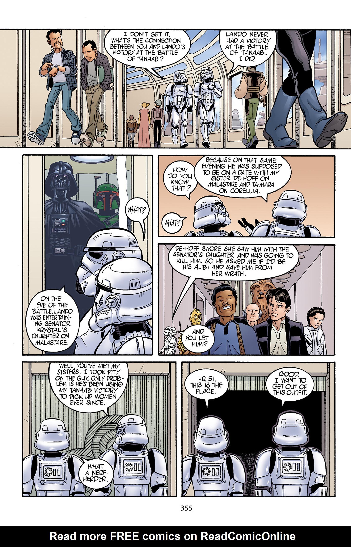 Read online Star Wars Omnibus comic -  Issue # Vol. 30 - 348