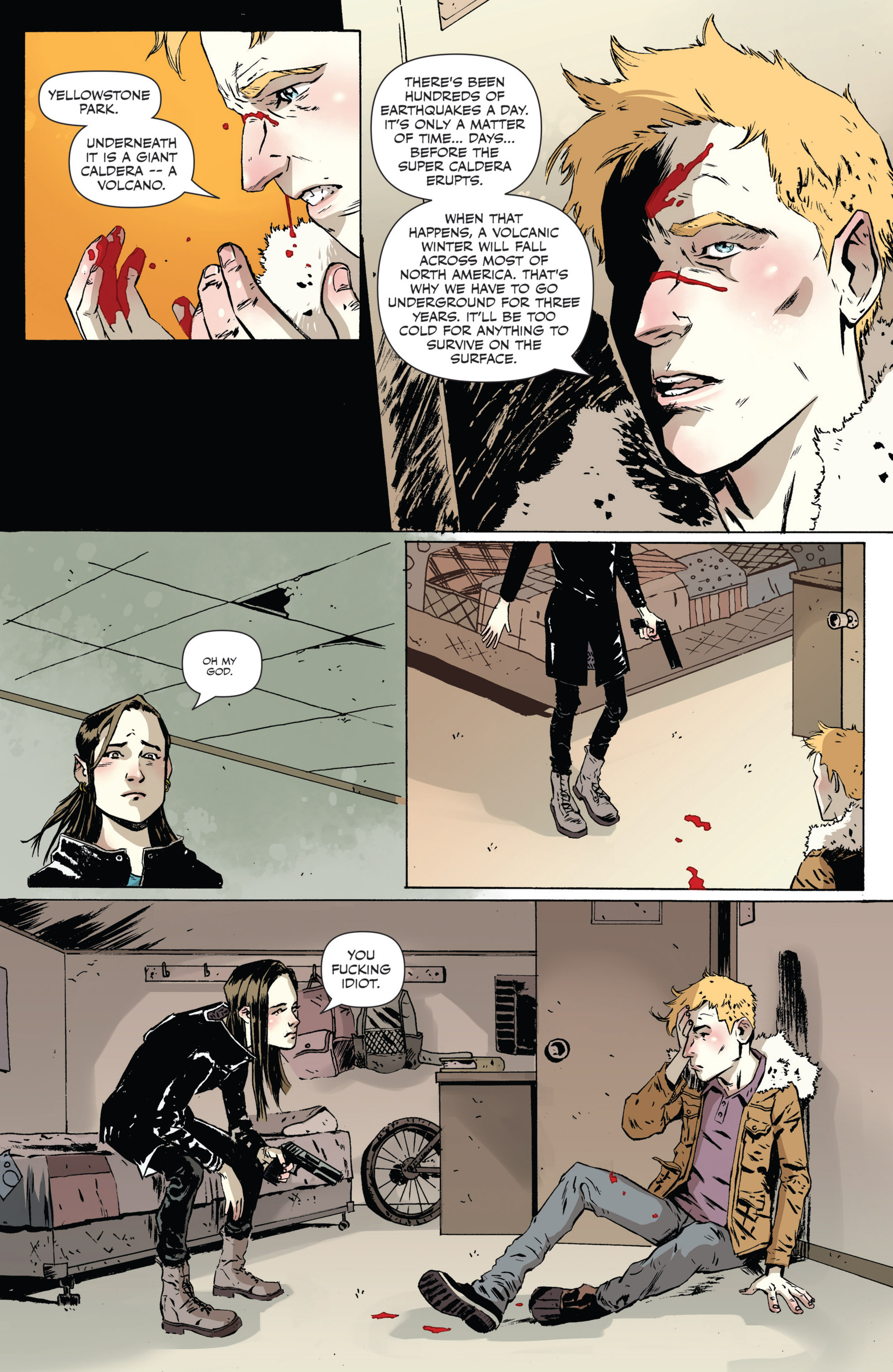 Read online Sheltered comic -  Issue #3 - 16