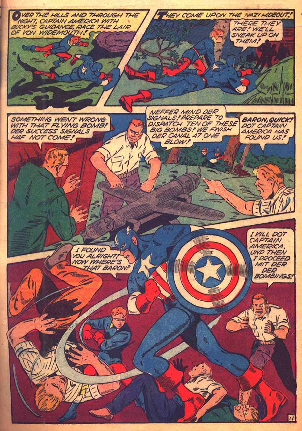 Read online All-Winners Comics comic -  Issue #9 - 26