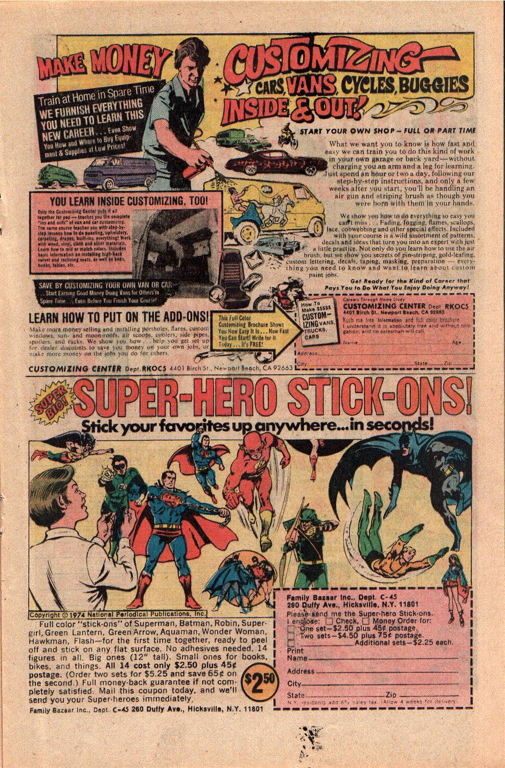 Read online Shazam! (1973) comic -  Issue #23 - 17