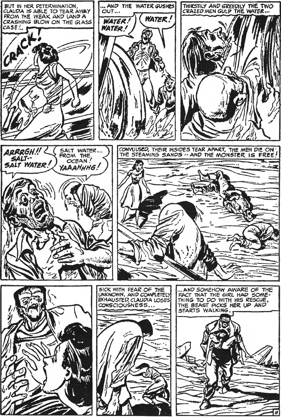 Read online Men of Mystery Comics comic -  Issue #63 - 20