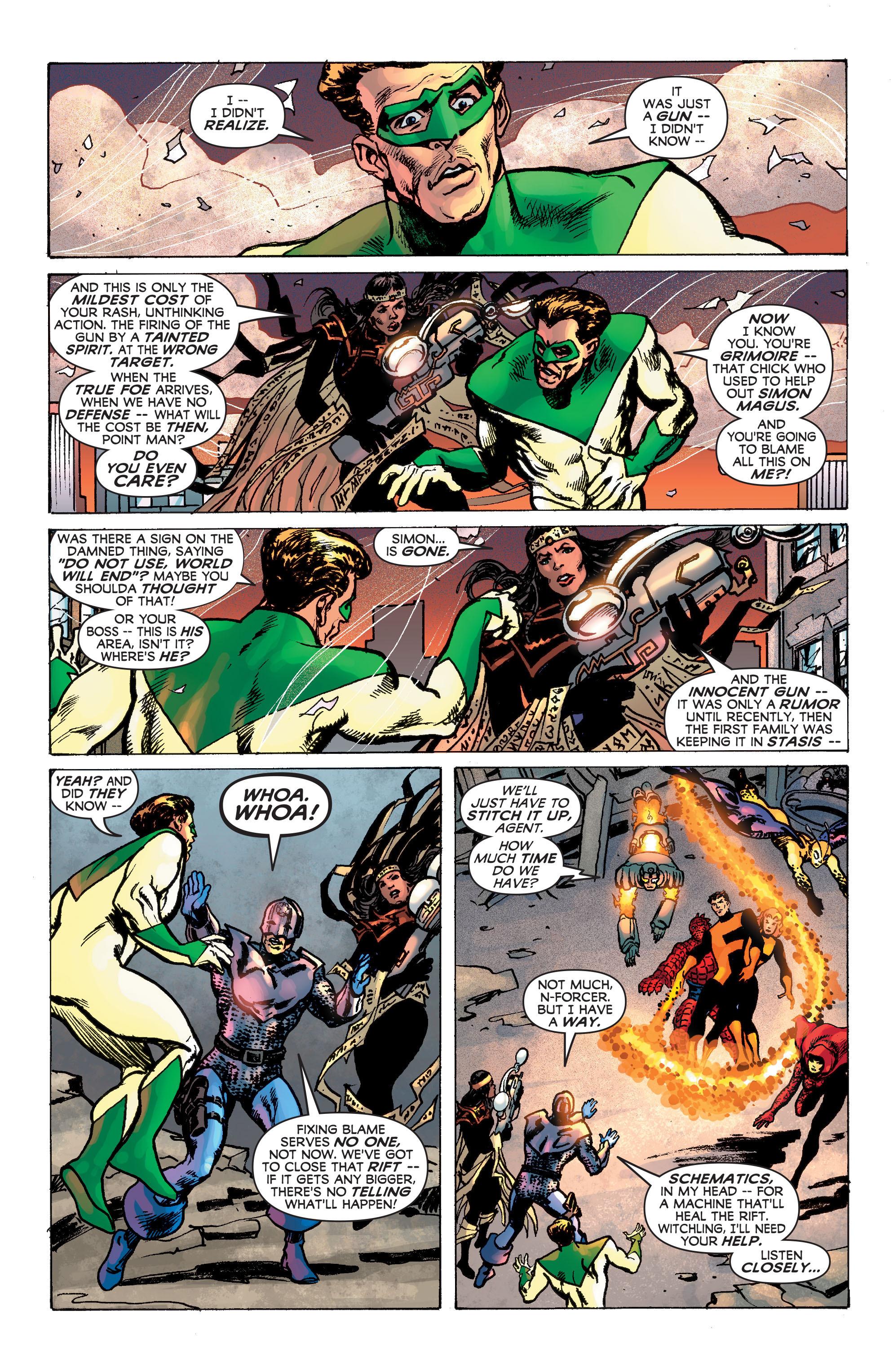Read online Astro City: Dark Age/Book Three comic -  Issue #4 - 17