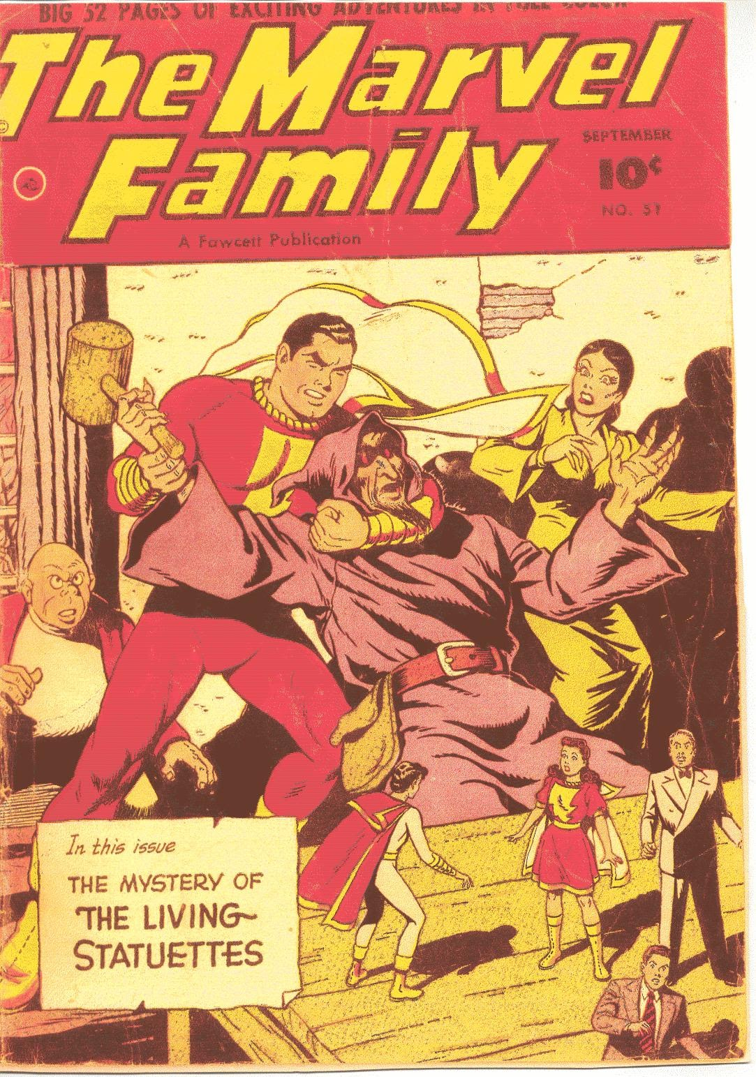 The Marvel Family 51 Page 1