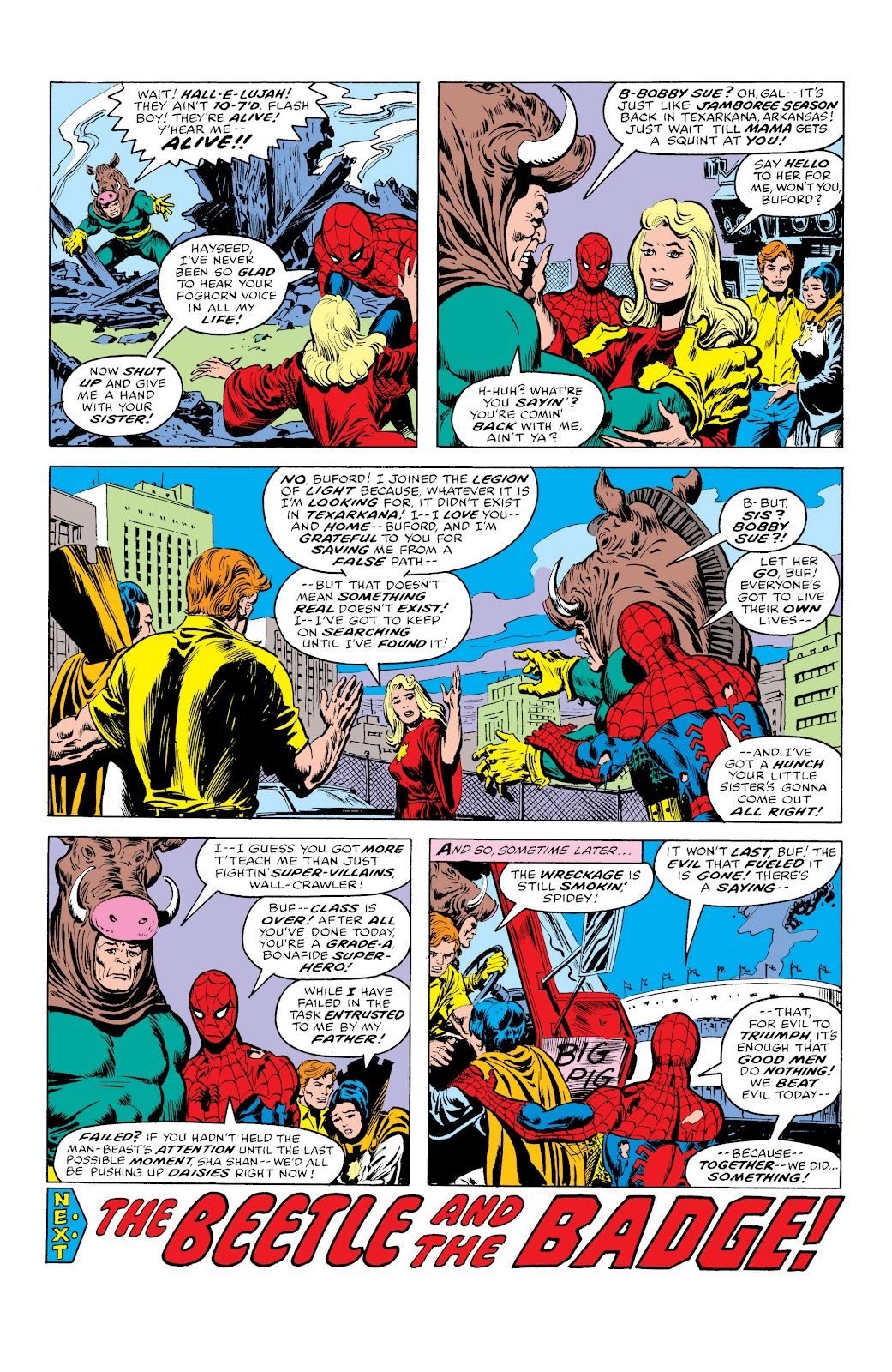 Read online Marvel Masterworks: The Spectacular Spider-Man comic -  Issue # TPB (Part 3) - 63