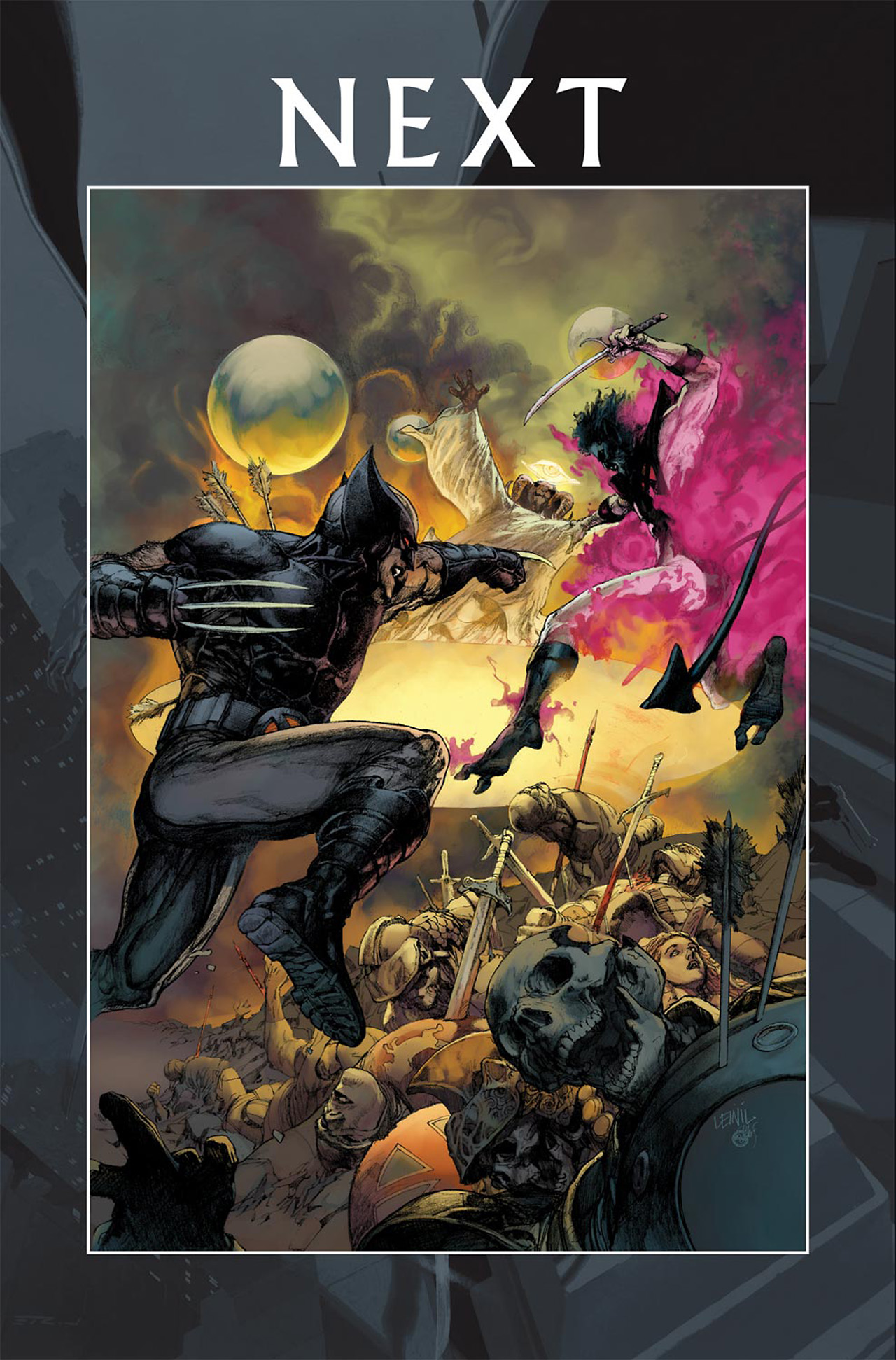 Read online Uncanny X-Force (2010) comic -  Issue #20 - 20