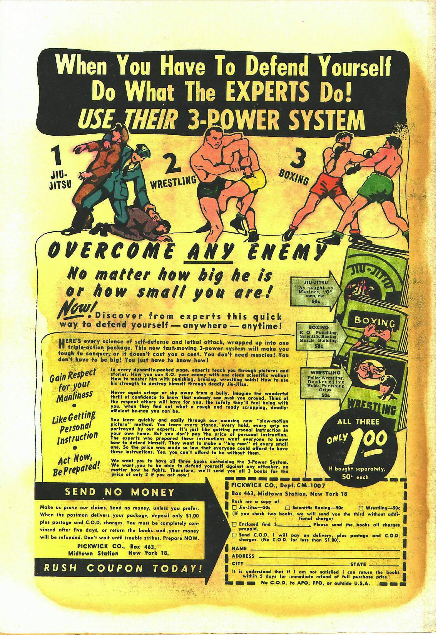 Read online Adventures into Weird Worlds comic -  Issue #10 - 35