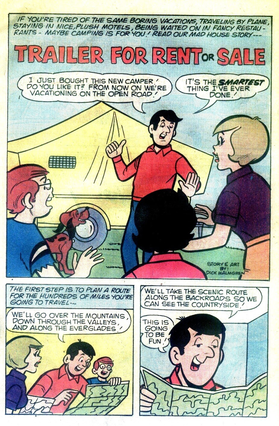 Read online Madhouse Comics comic -  Issue #128 - 13
