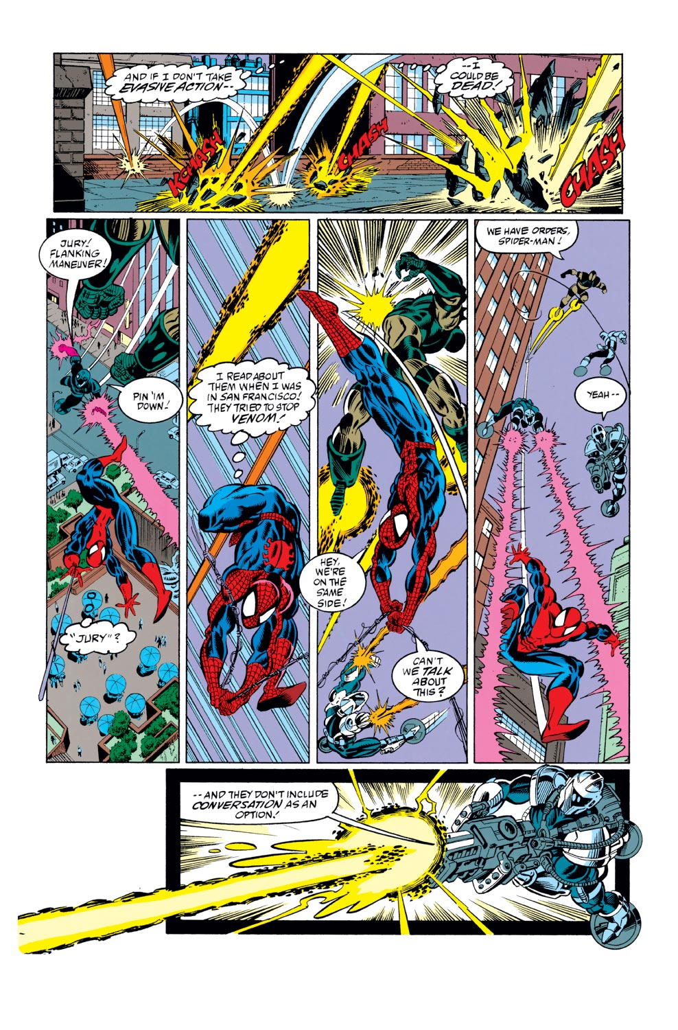 The Amazing Spider-Man (1963) 383 Page 16