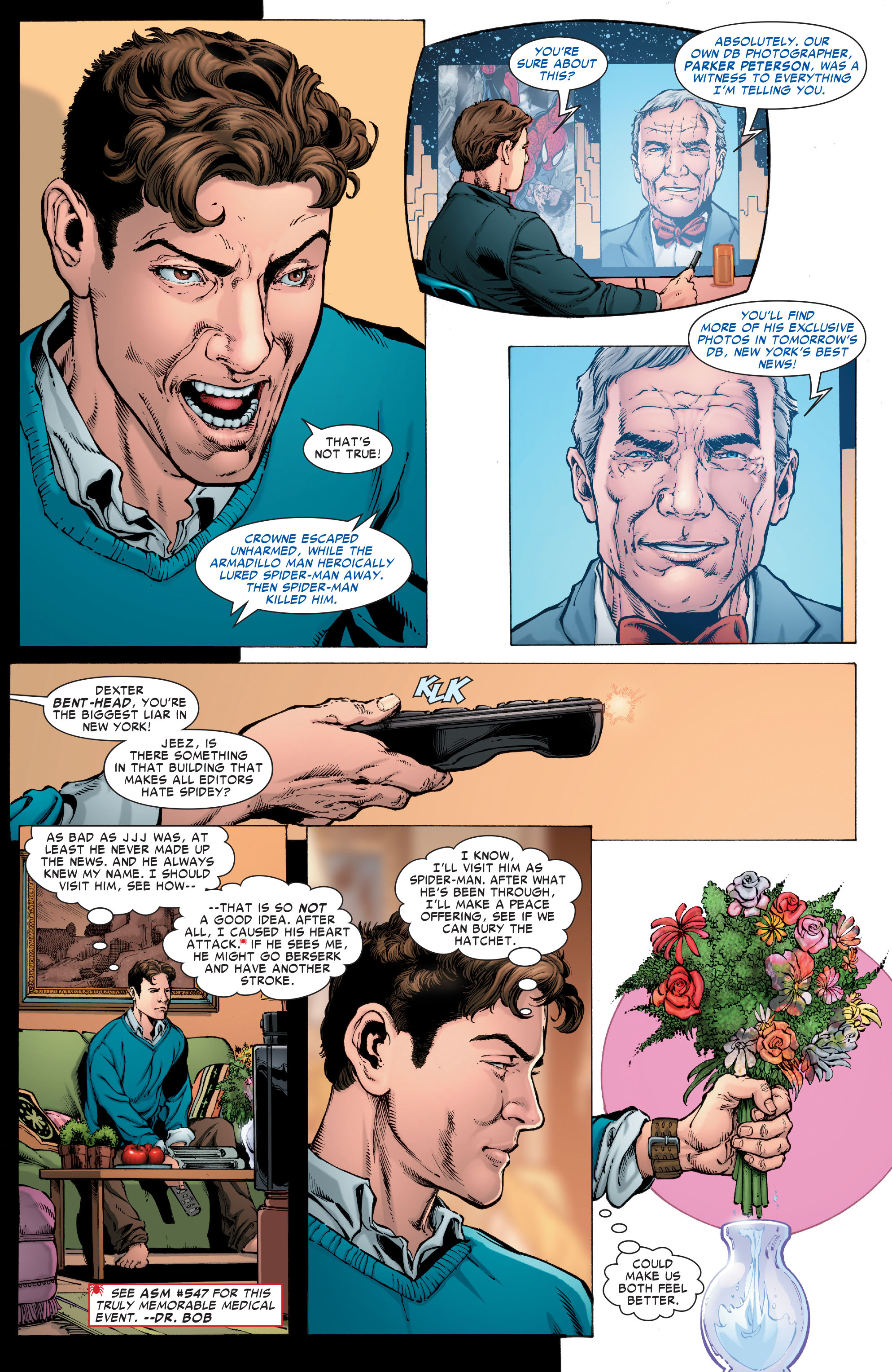 The Amazing Spider-Man (1963) 554 Page 15