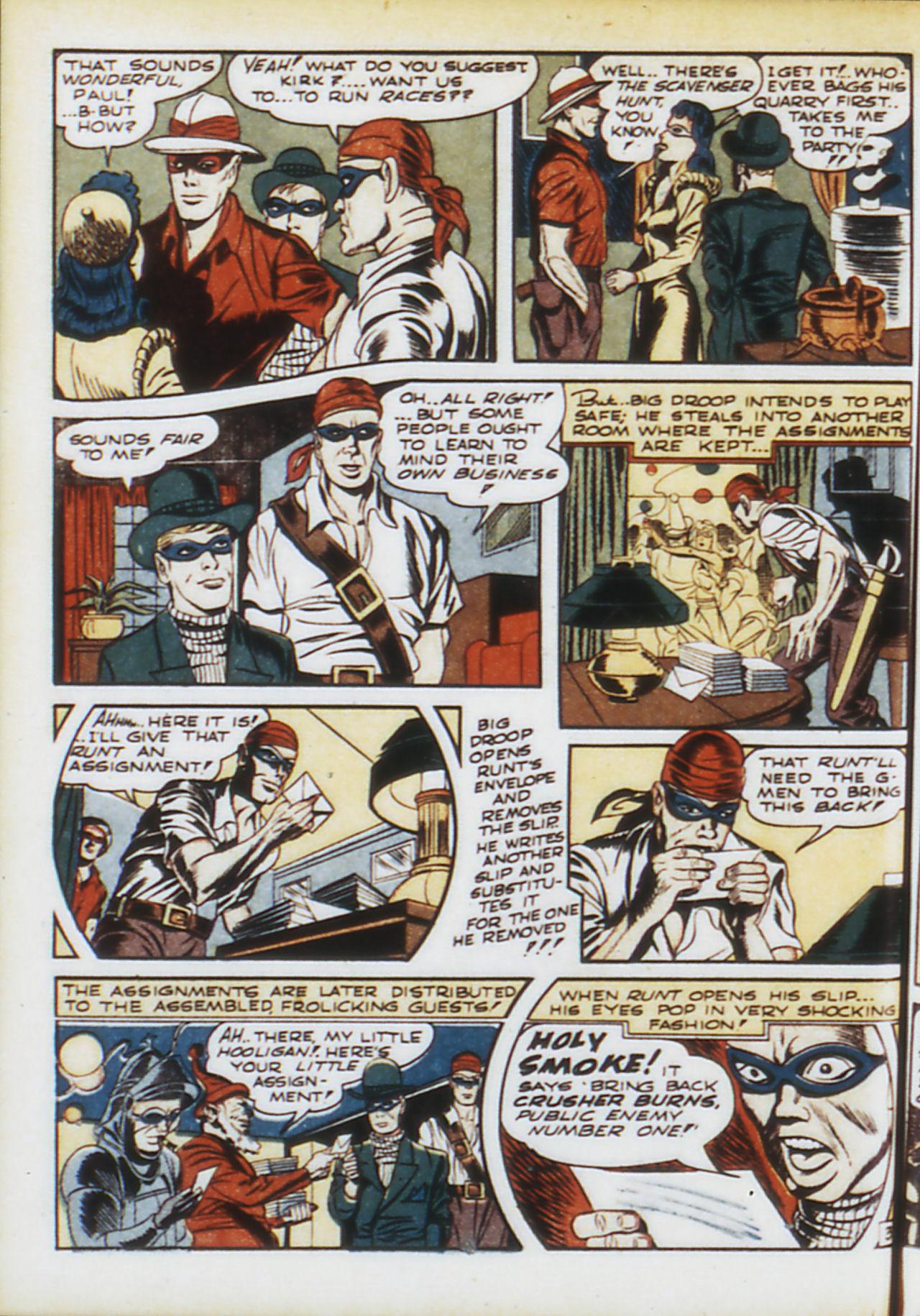 Read online Adventure Comics (1938) comic -  Issue #74 - 49