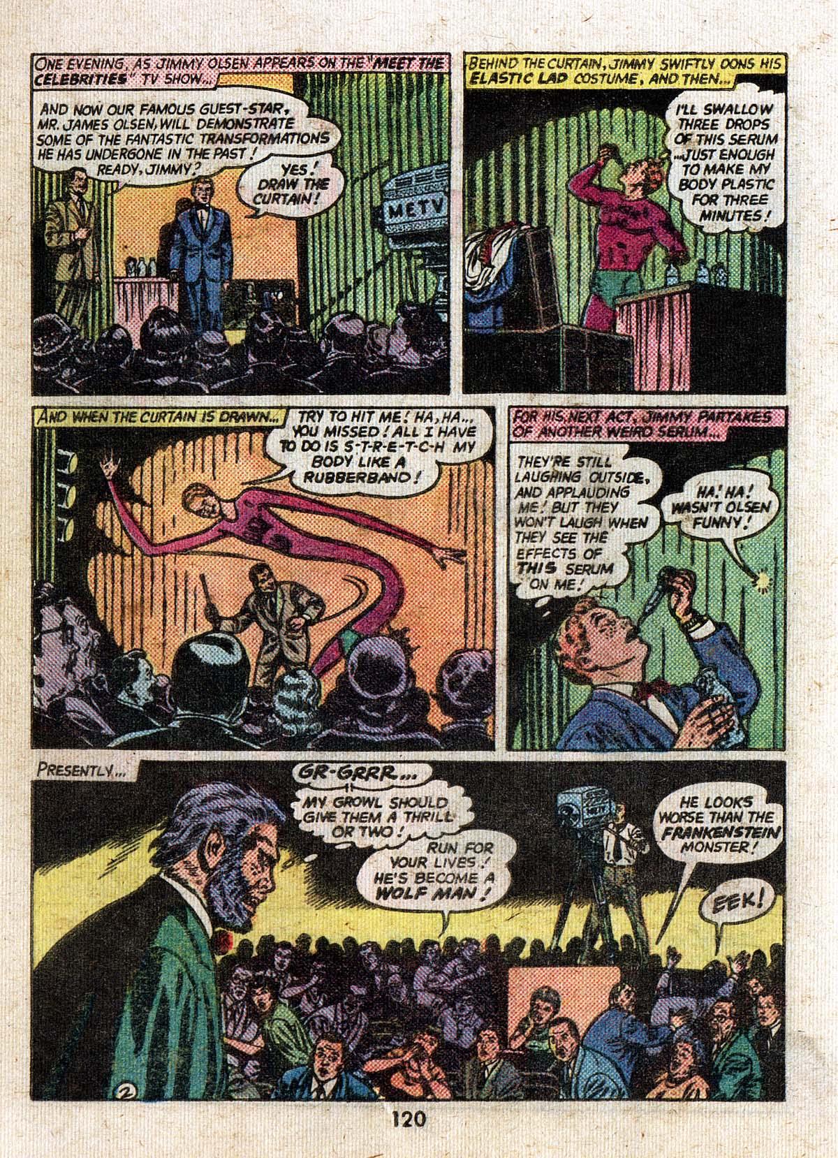 Read online Adventure Comics (1938) comic -  Issue #500 - 120