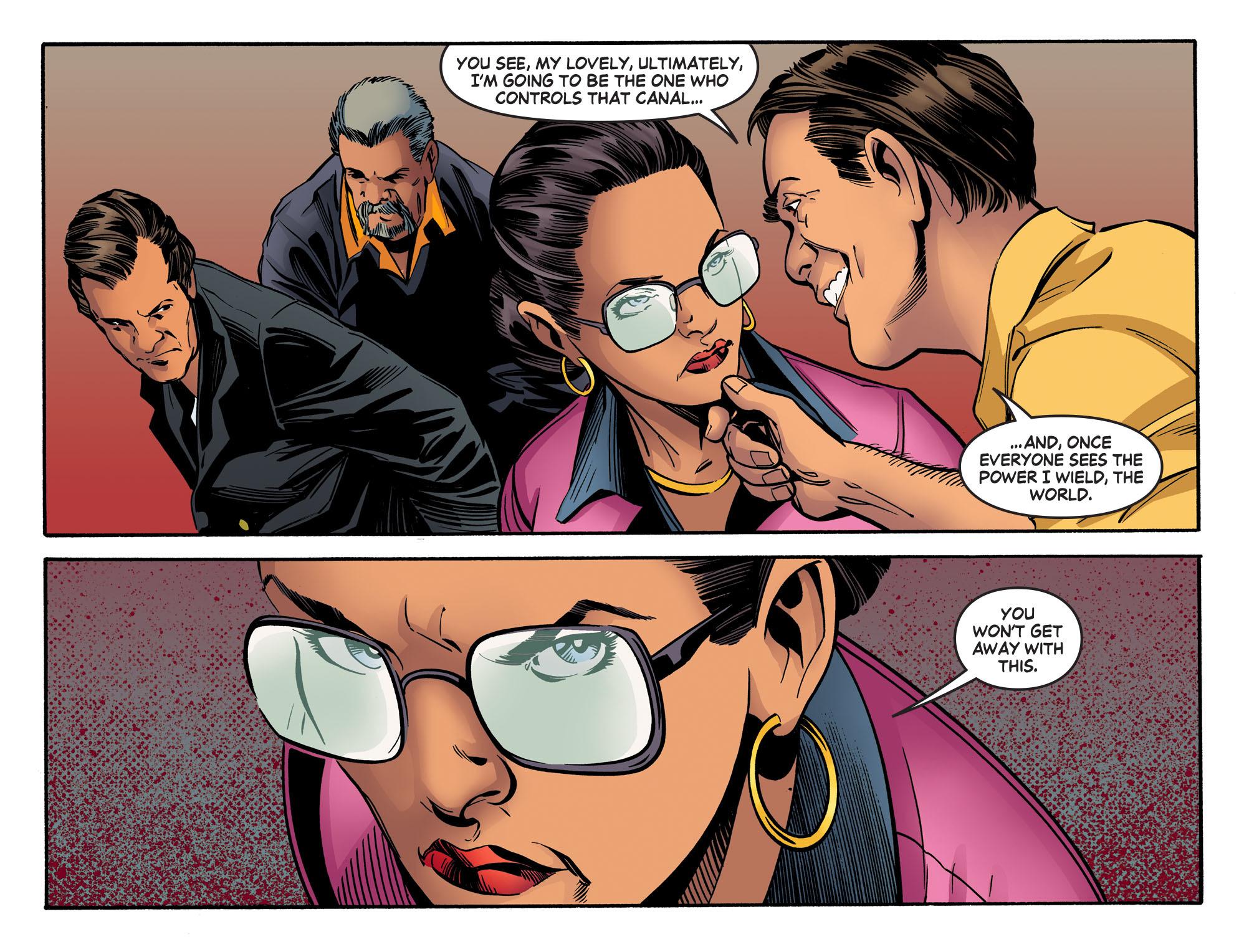 Read online Wonder Woman '77 [I] comic -  Issue #19 - 20