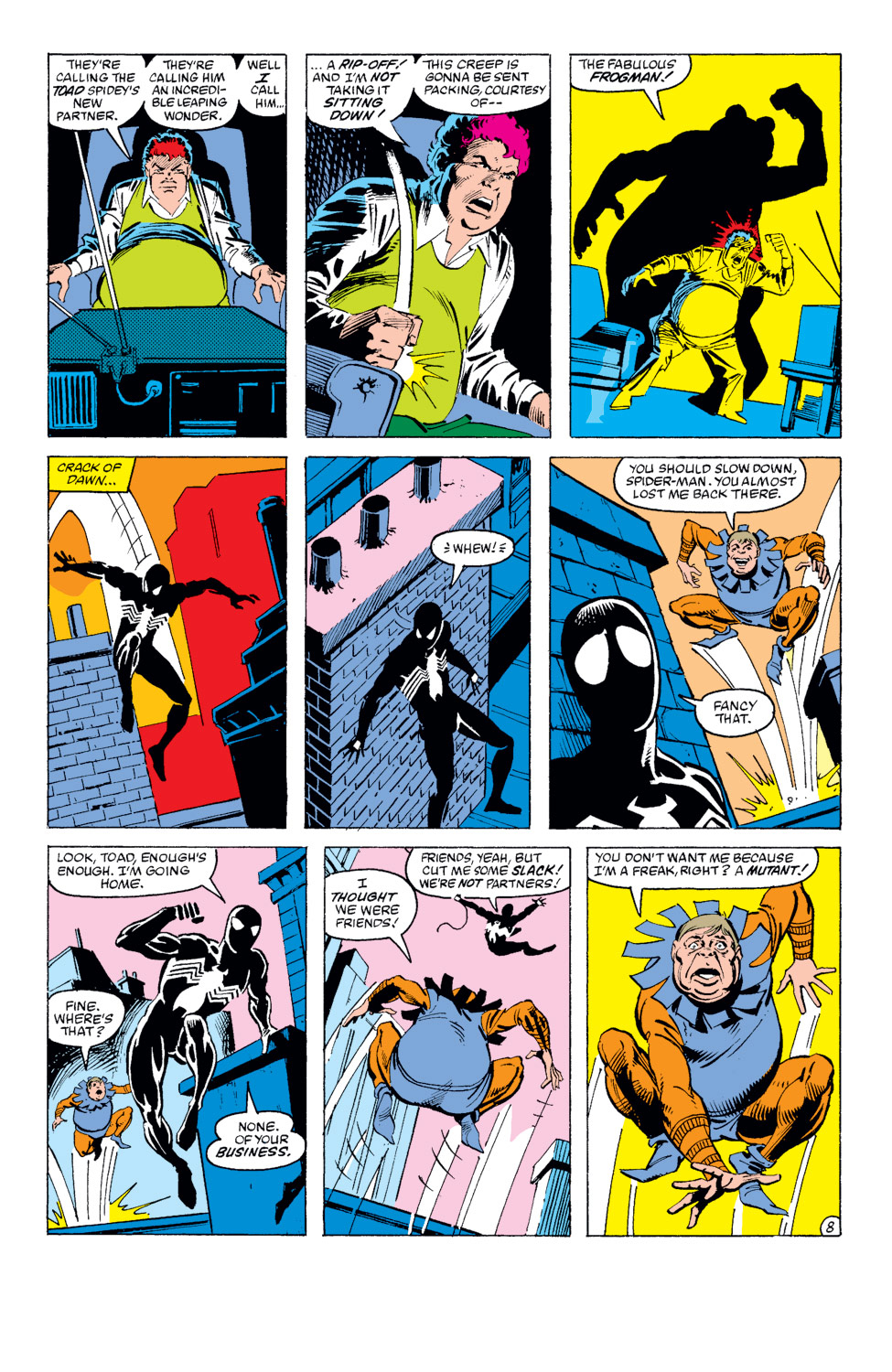 The Amazing Spider-Man (1963) 266 Page 8