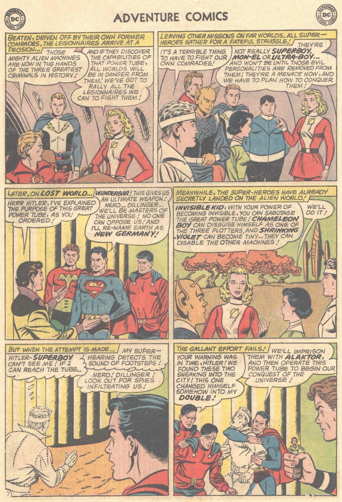 Read online Adventure Comics (1938) comic -  Issue #501 - 25