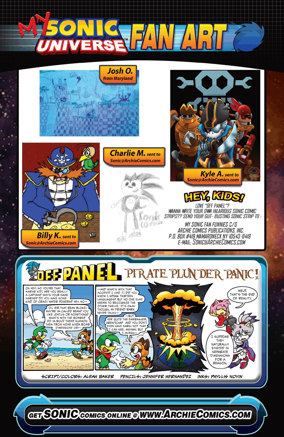 Read online Sonic Universe comic -  Issue #57 - 23
