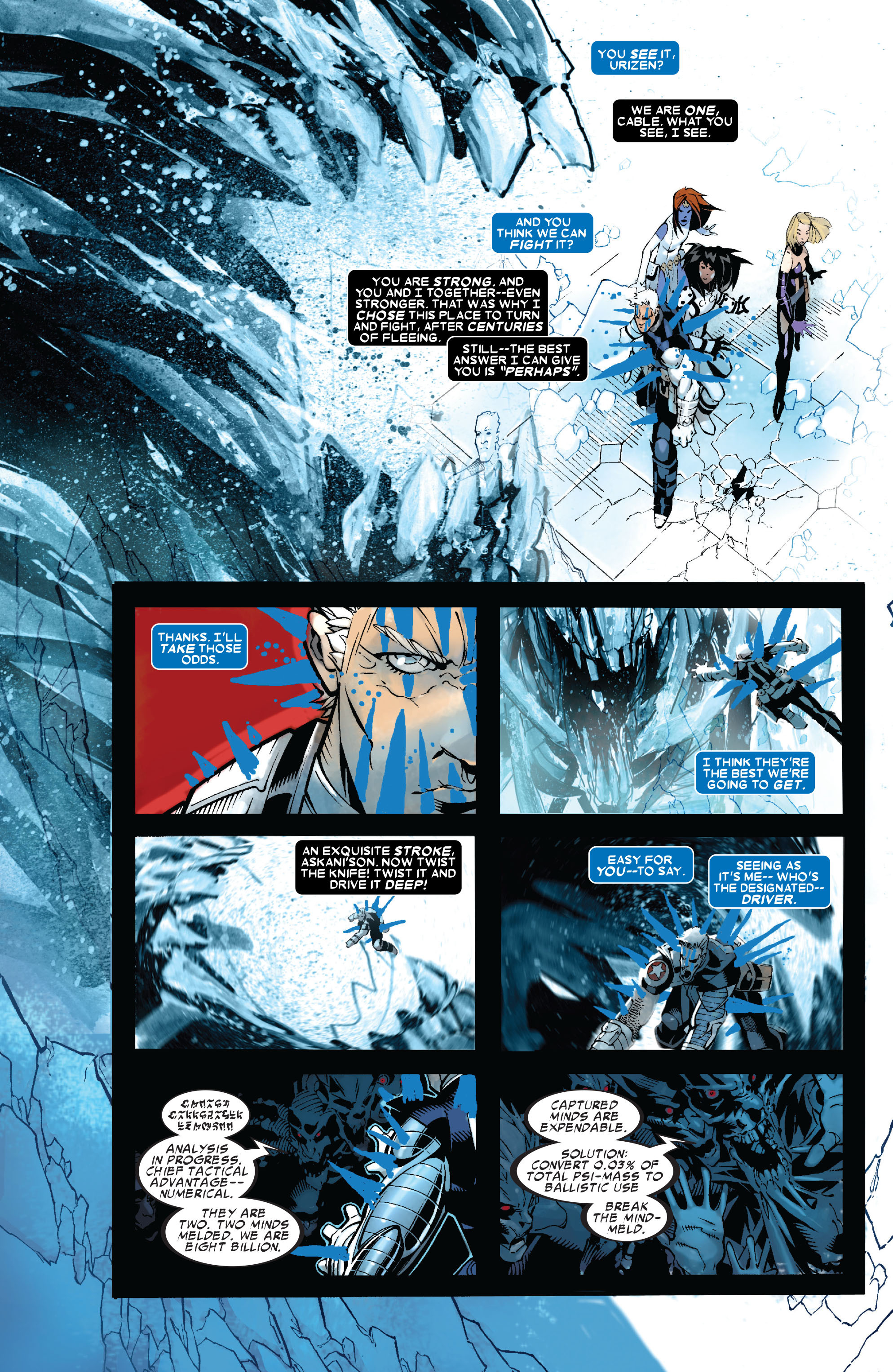 X-Men (1991) 199 Page 8