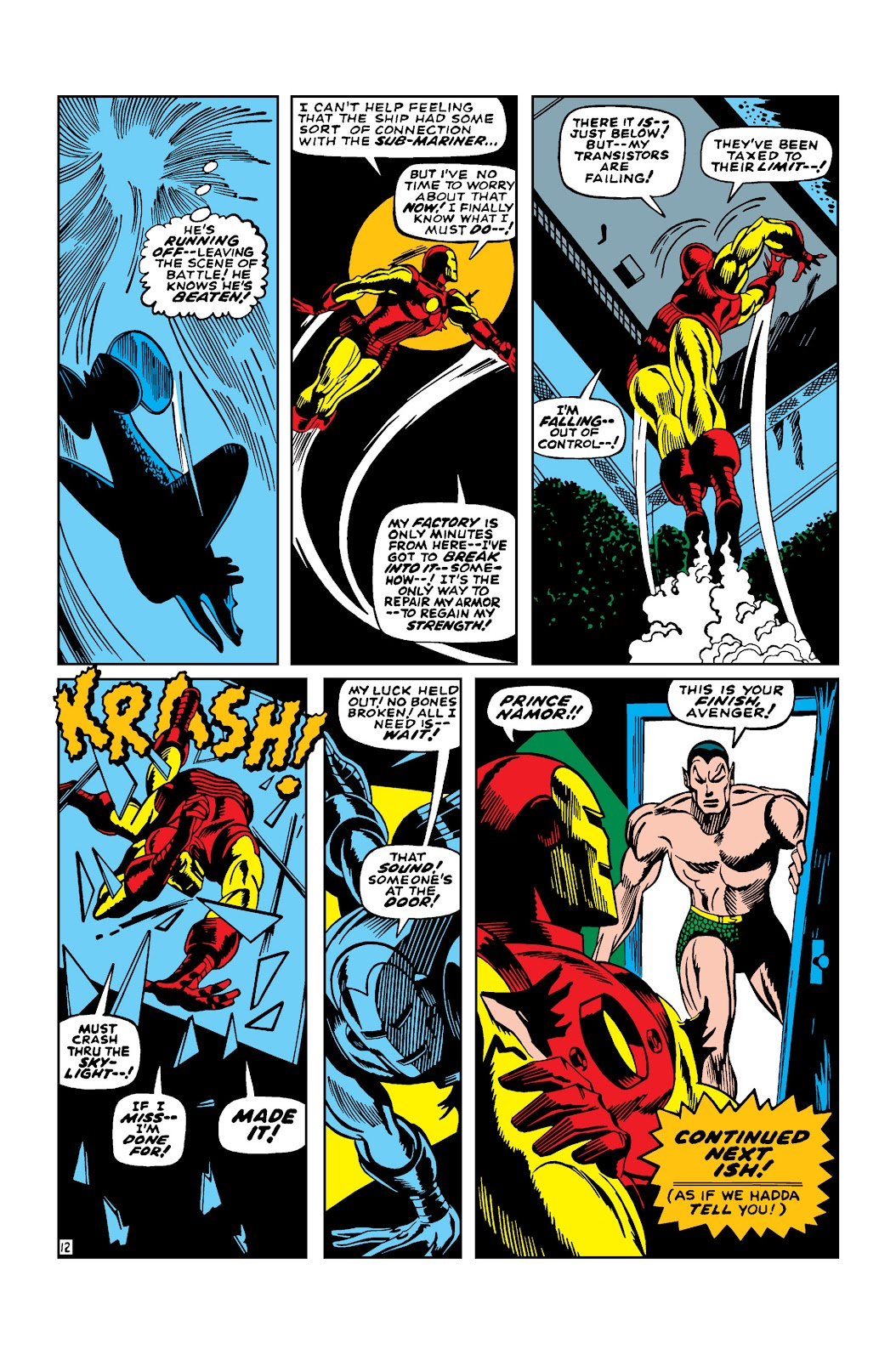 Read online Marvel Masterworks: The Invincible Iron Man comic -  Issue # TPB 3 (Part 4) - 14