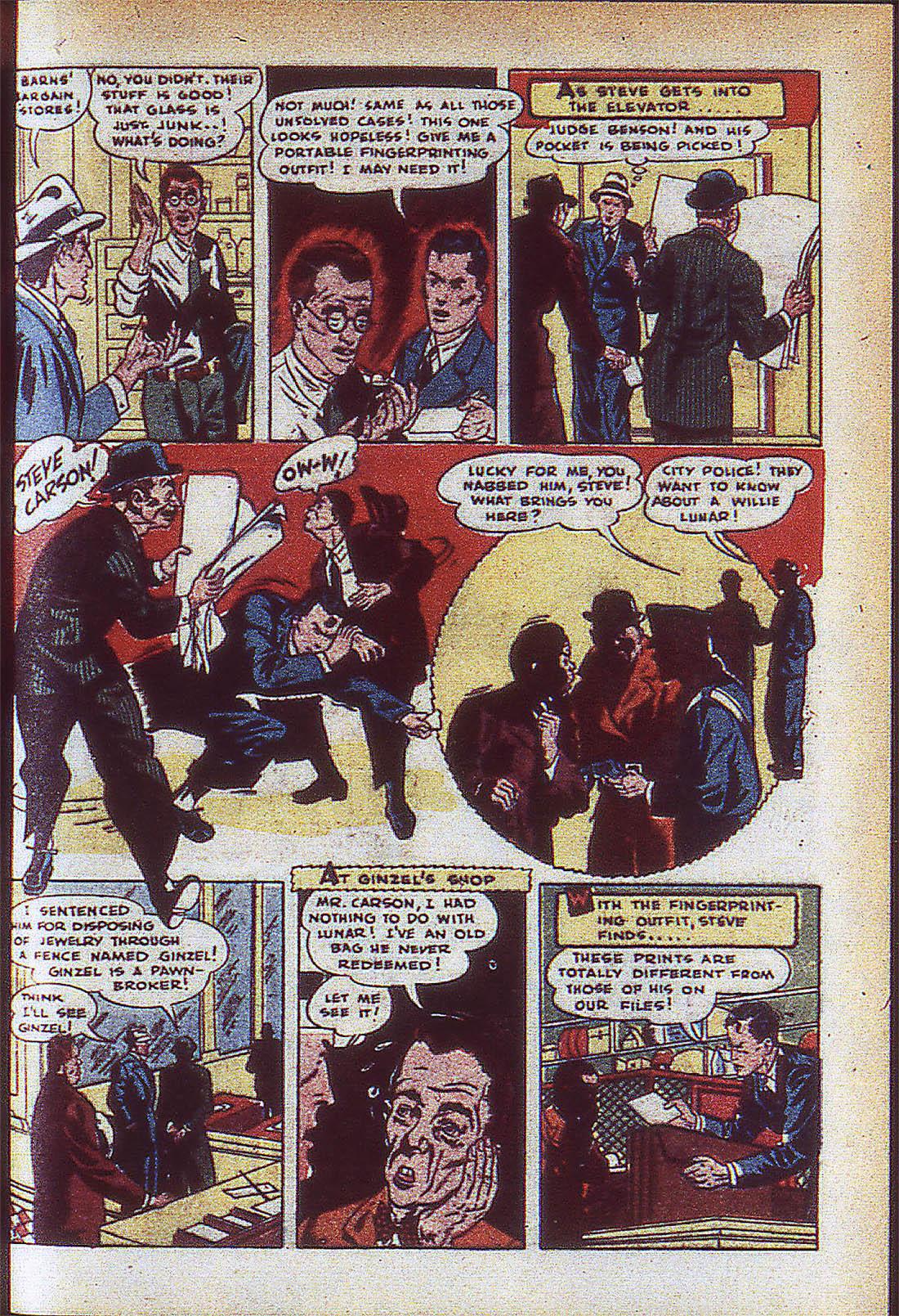 Read online Adventure Comics (1938) comic -  Issue #59 - 30