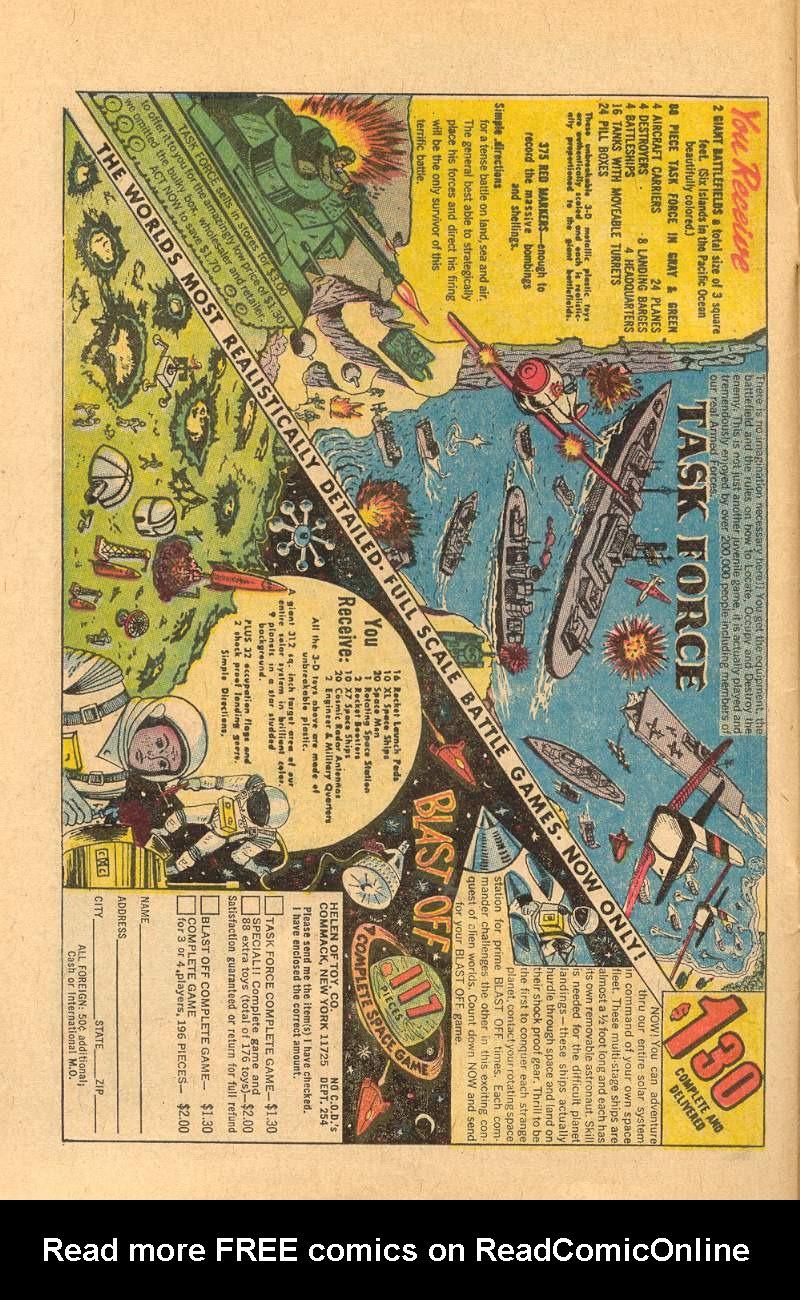 Read online Adventure Comics (1938) comic -  Issue #367 - 34