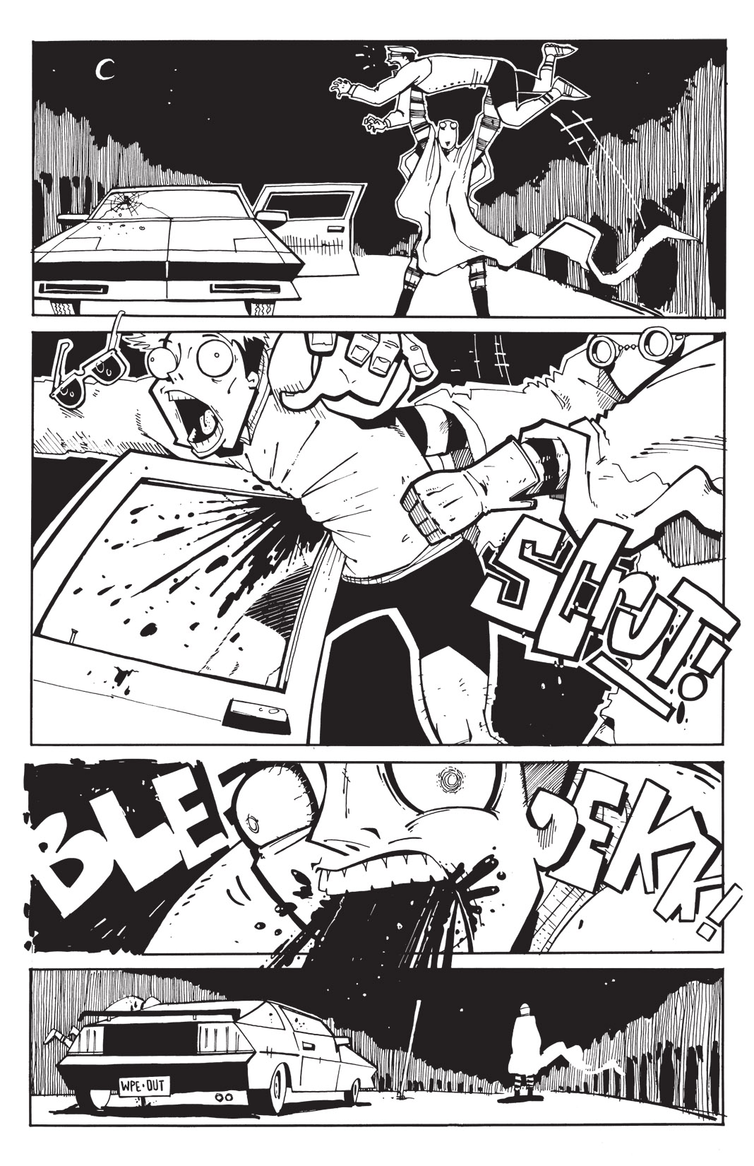 Read online Scud: The Disposable Assassin: The Whole Shebang comic -  Issue # TPB (Part 3) - 119