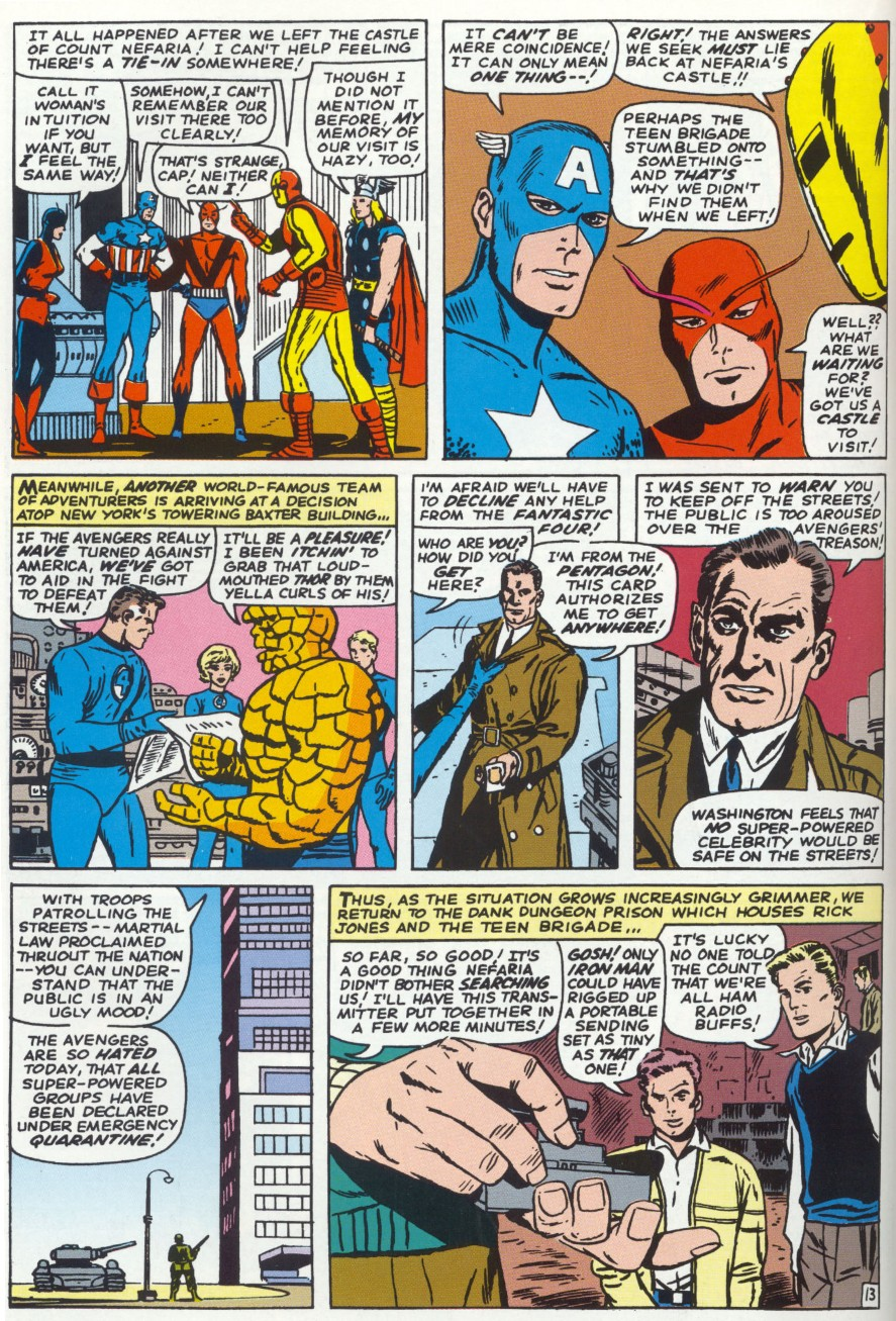 The Avengers (1963) 13 Page 13
