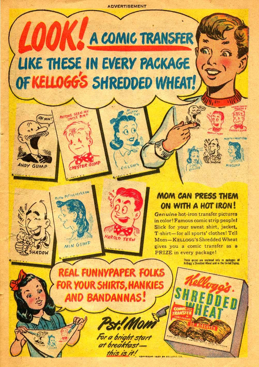 Read online Adventure Comics (1938) comic -  Issue #121 - 38