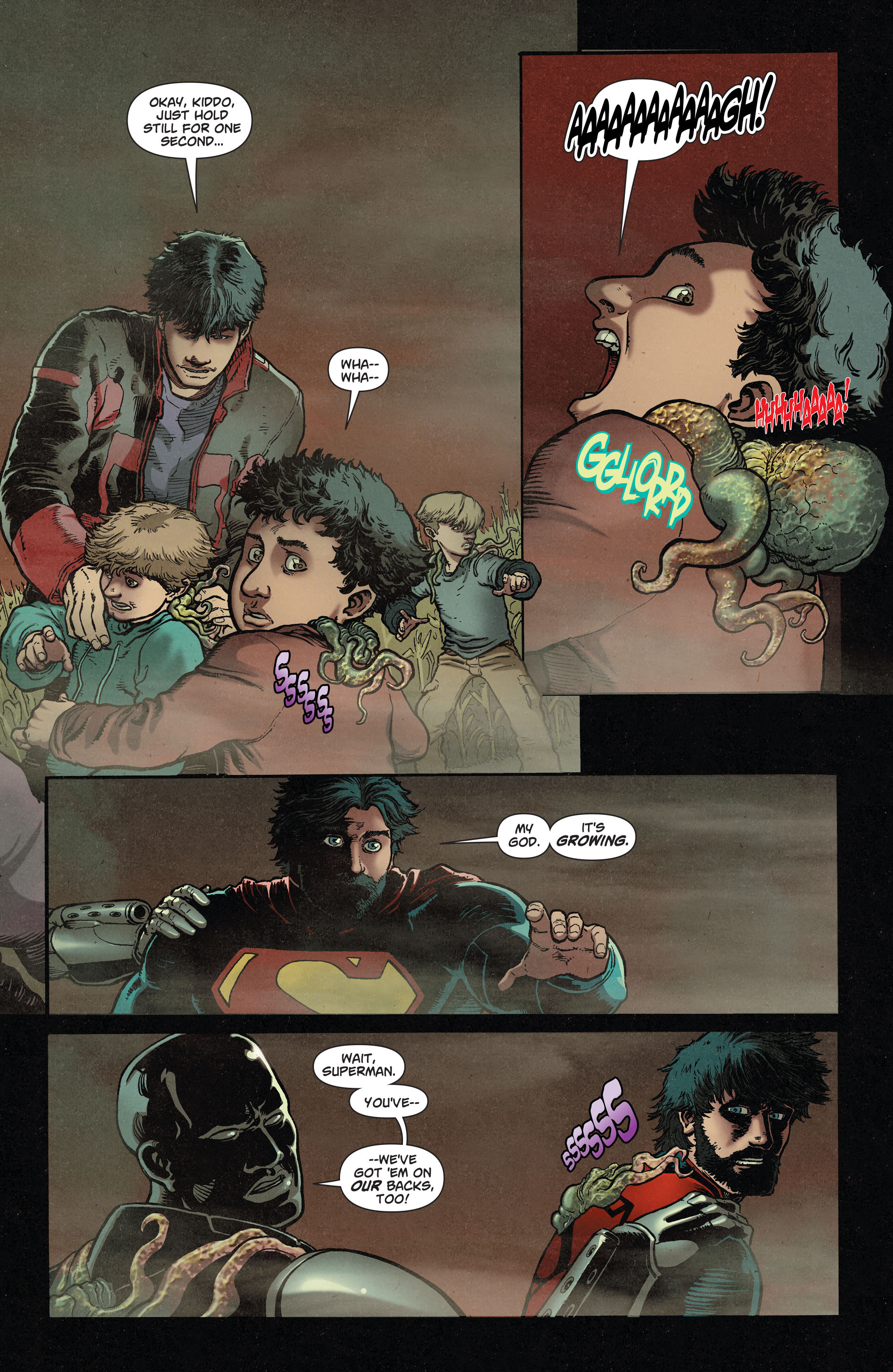 Read online Action Comics (2011) comic -  Issue #38 - 17