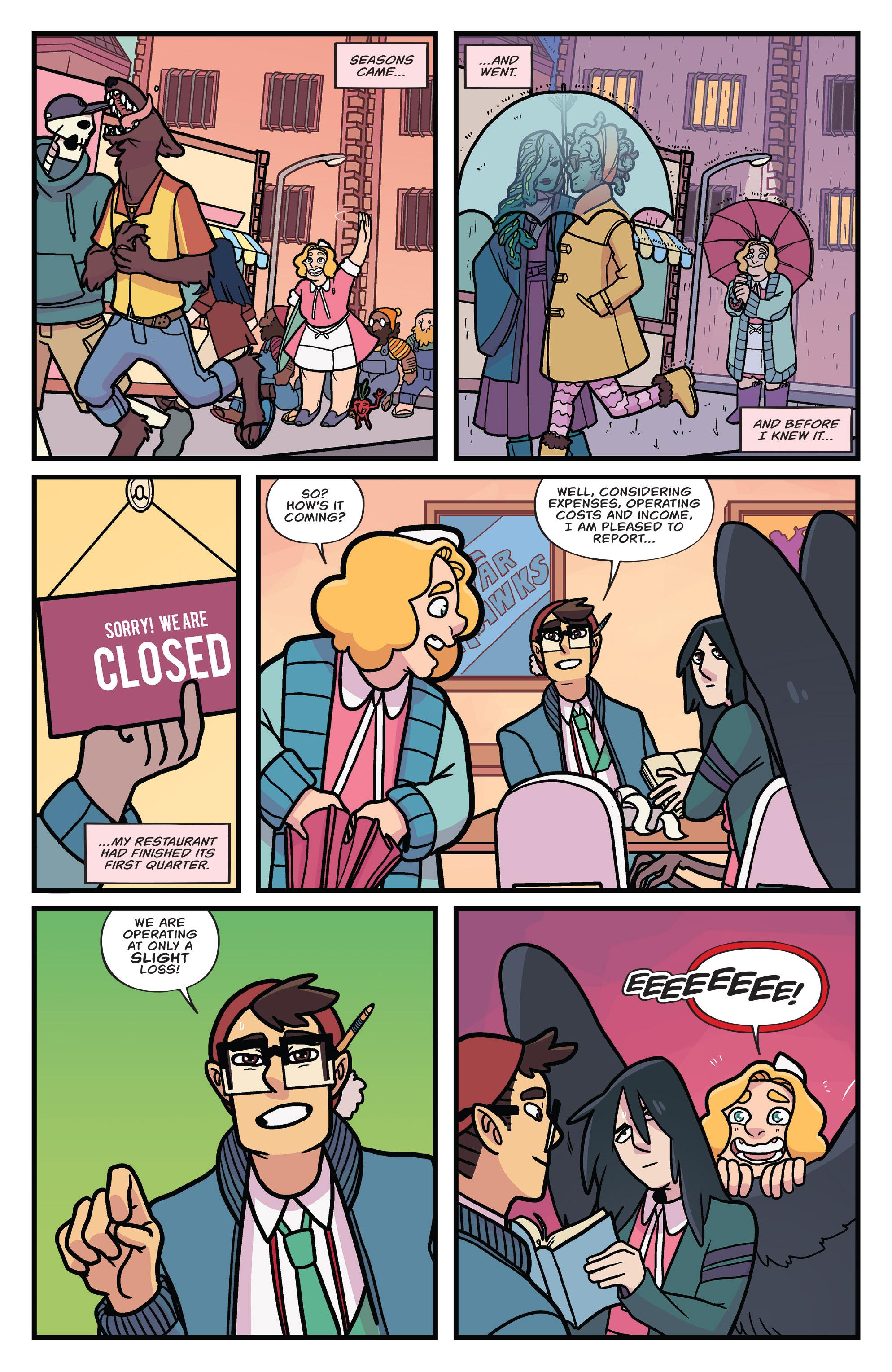 Read online Brave Chef Brianna comic -  Issue #4 - 23