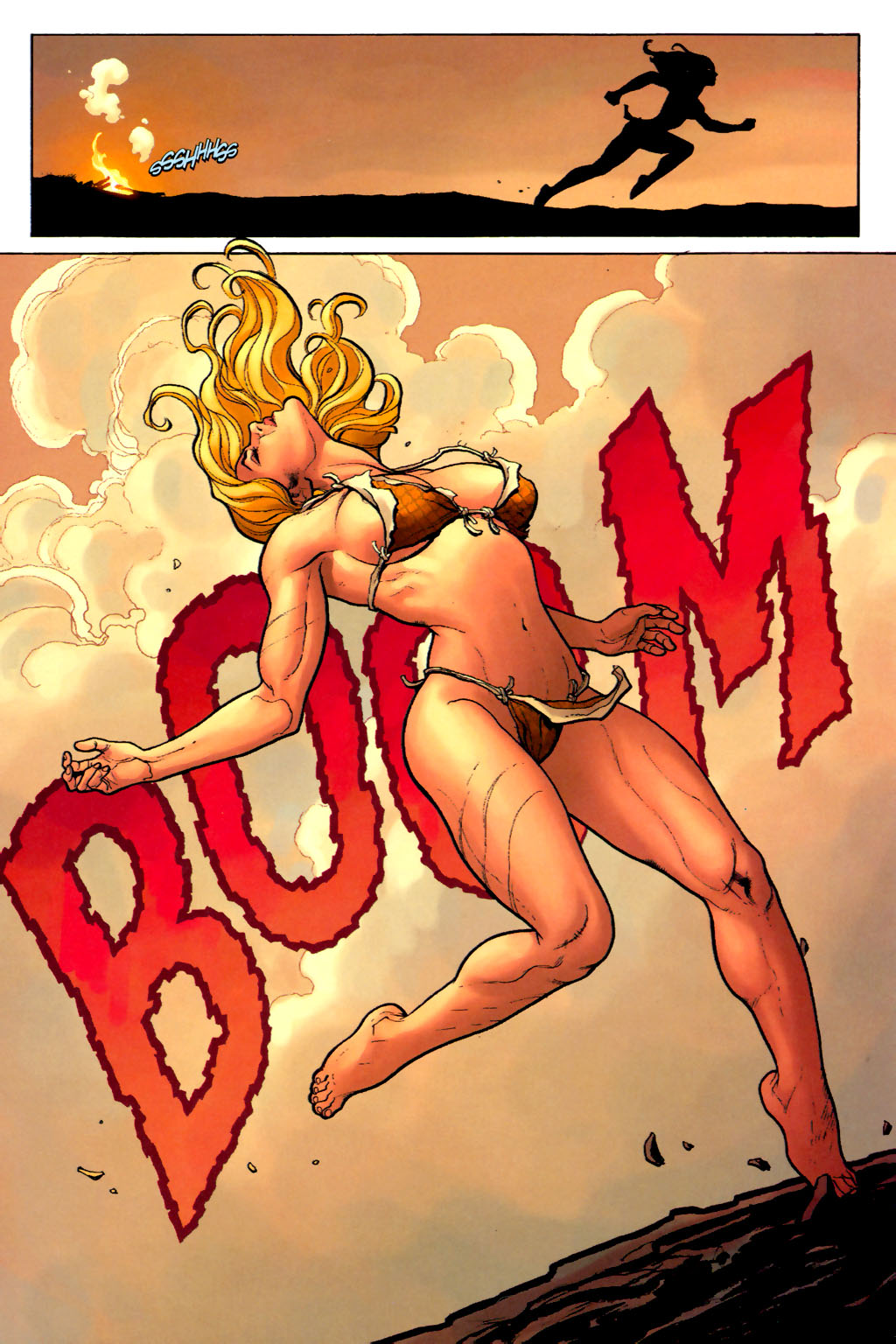 Read online Shanna, the She-Devil (2005) comic -  Issue #7 - 7