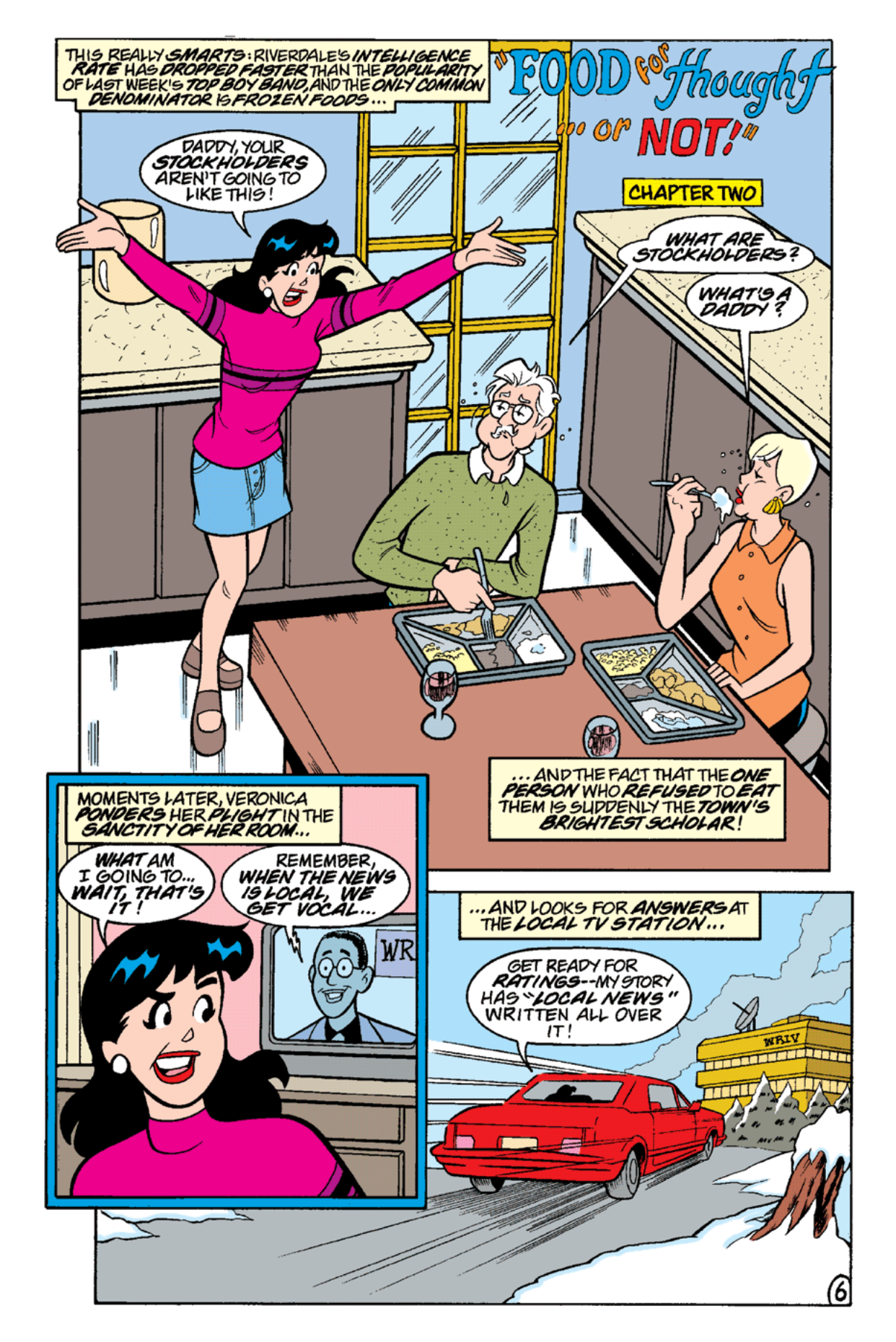 Read online Archie's Weird Mysteries comic -  Issue #18 - 8