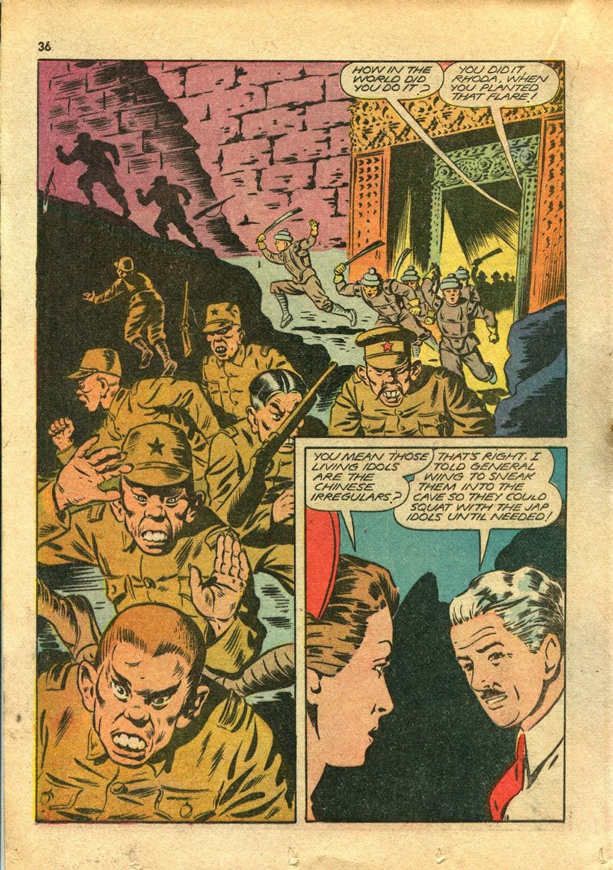 Read online Super-Magician Comics comic -  Issue #14 - 35
