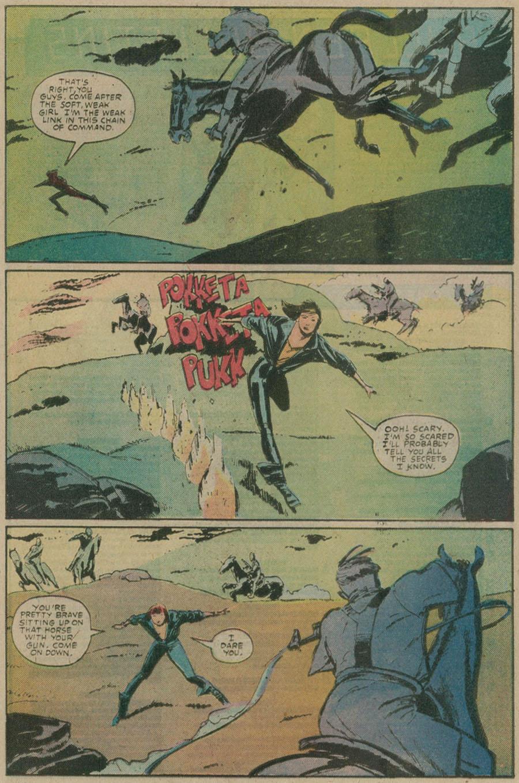 Read online Dakota North comic -  Issue #4 - 21