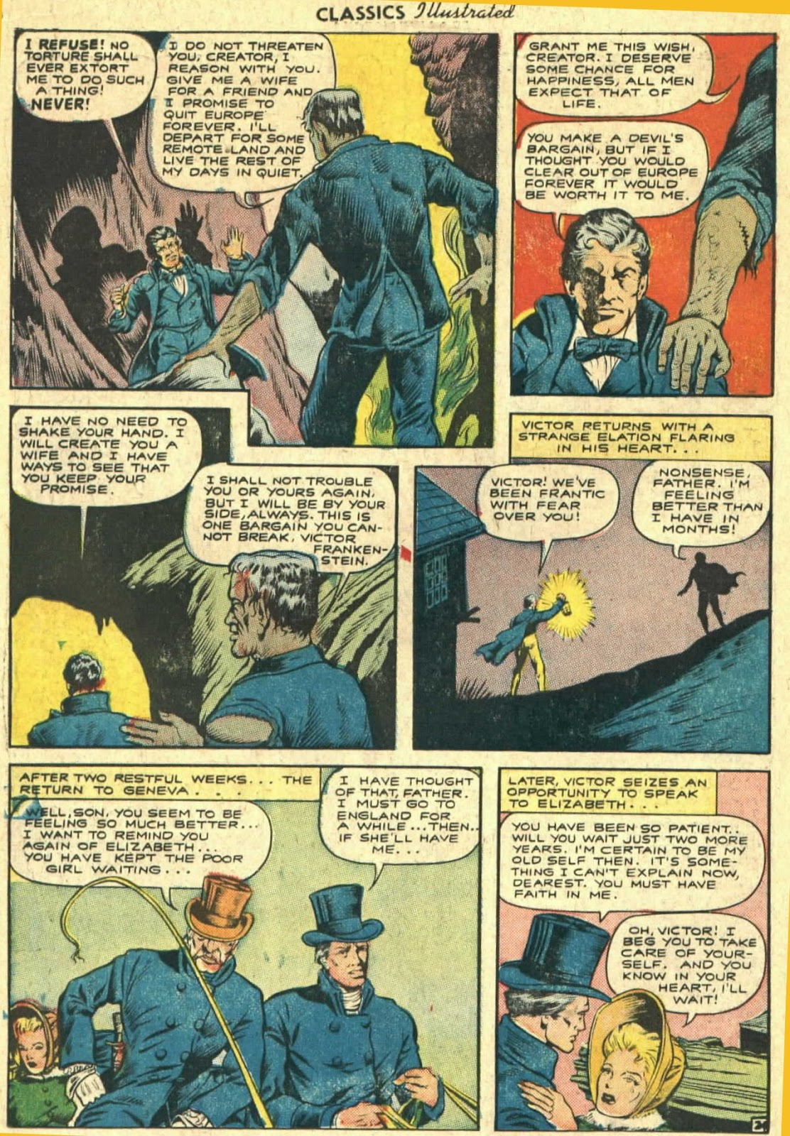 Classics Illustrated issue 26 - Page 26