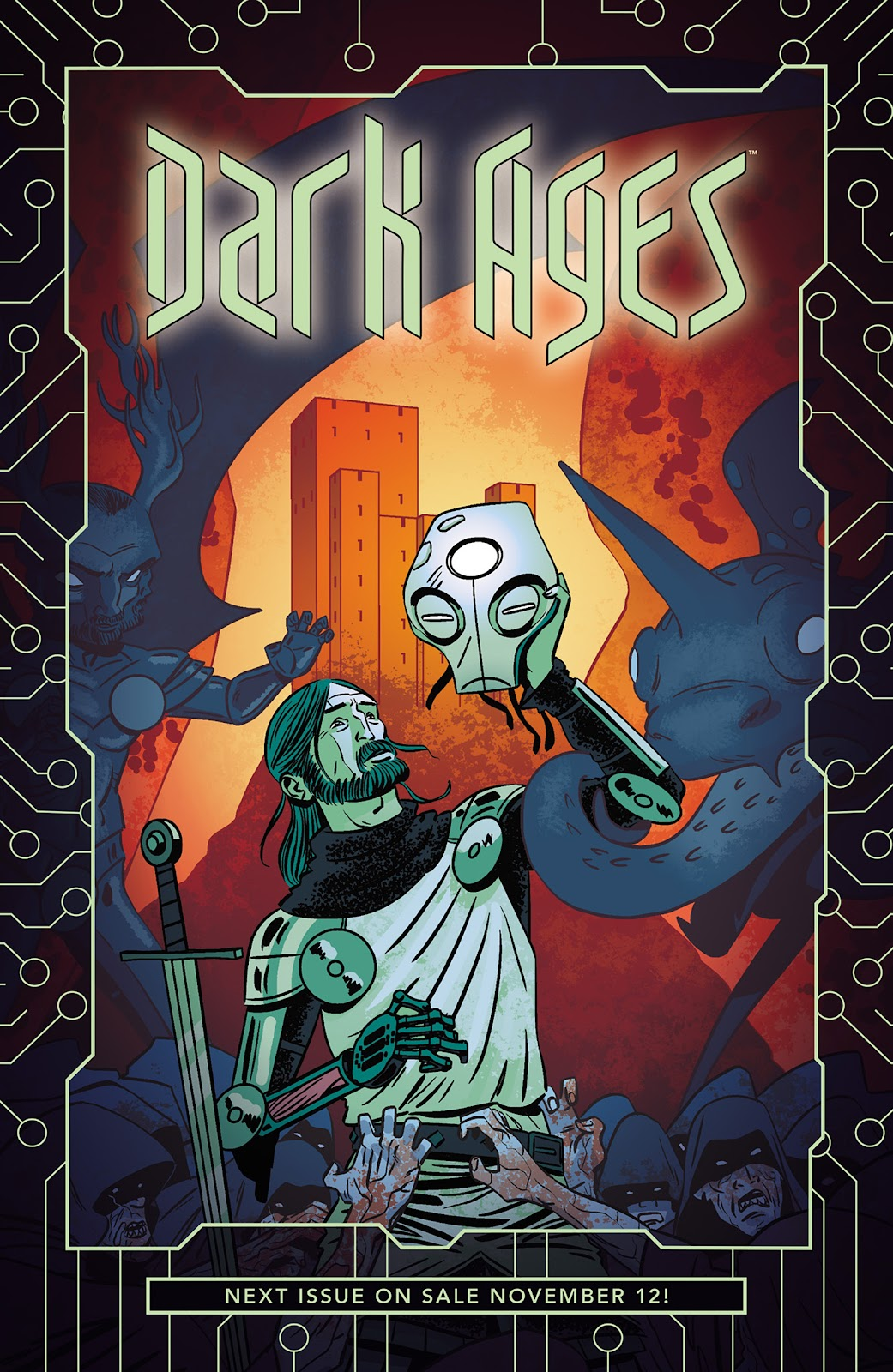 Read online Dark Ages comic -  Issue #3 - 25