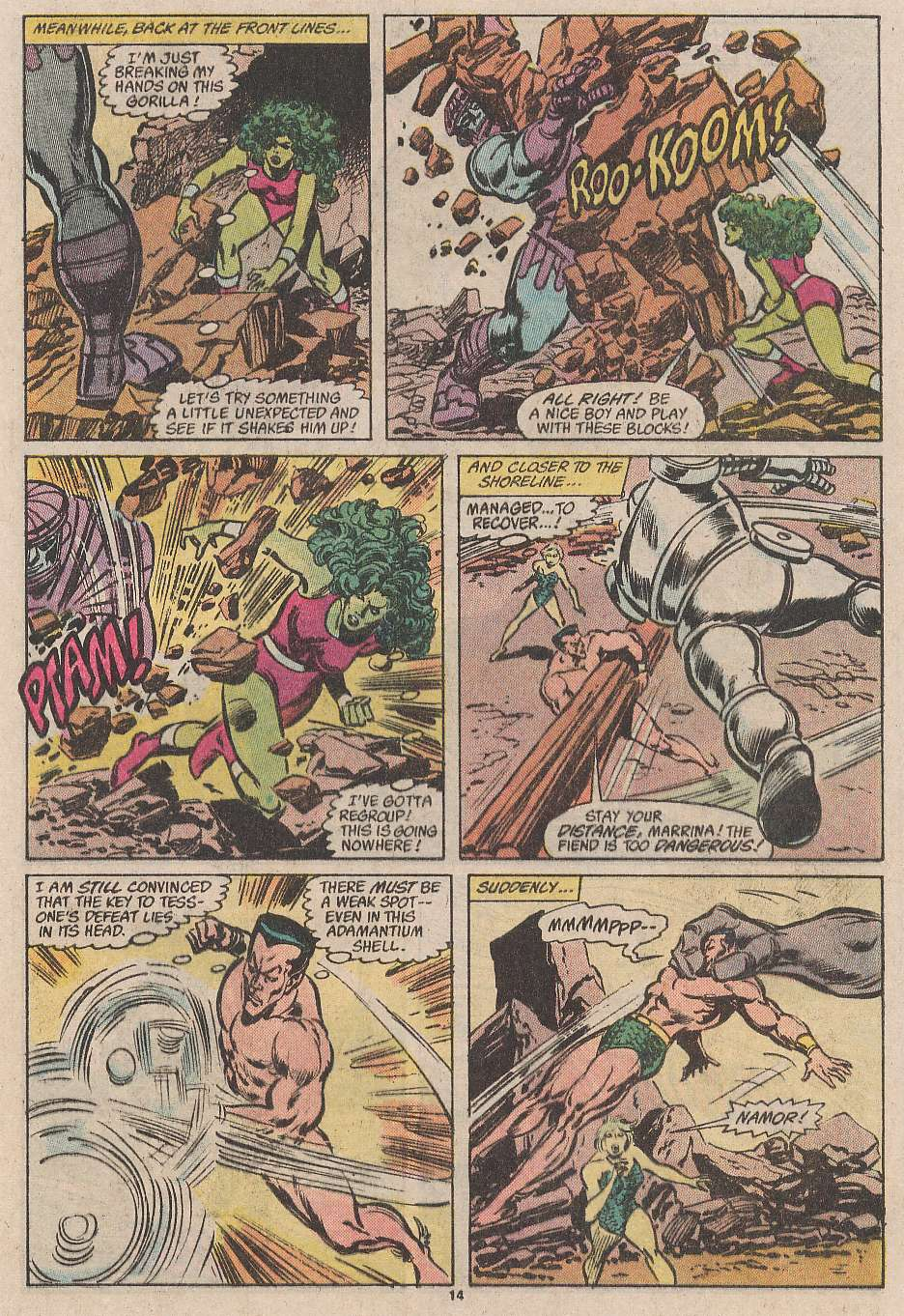 The Avengers (1963) 289 Page 13