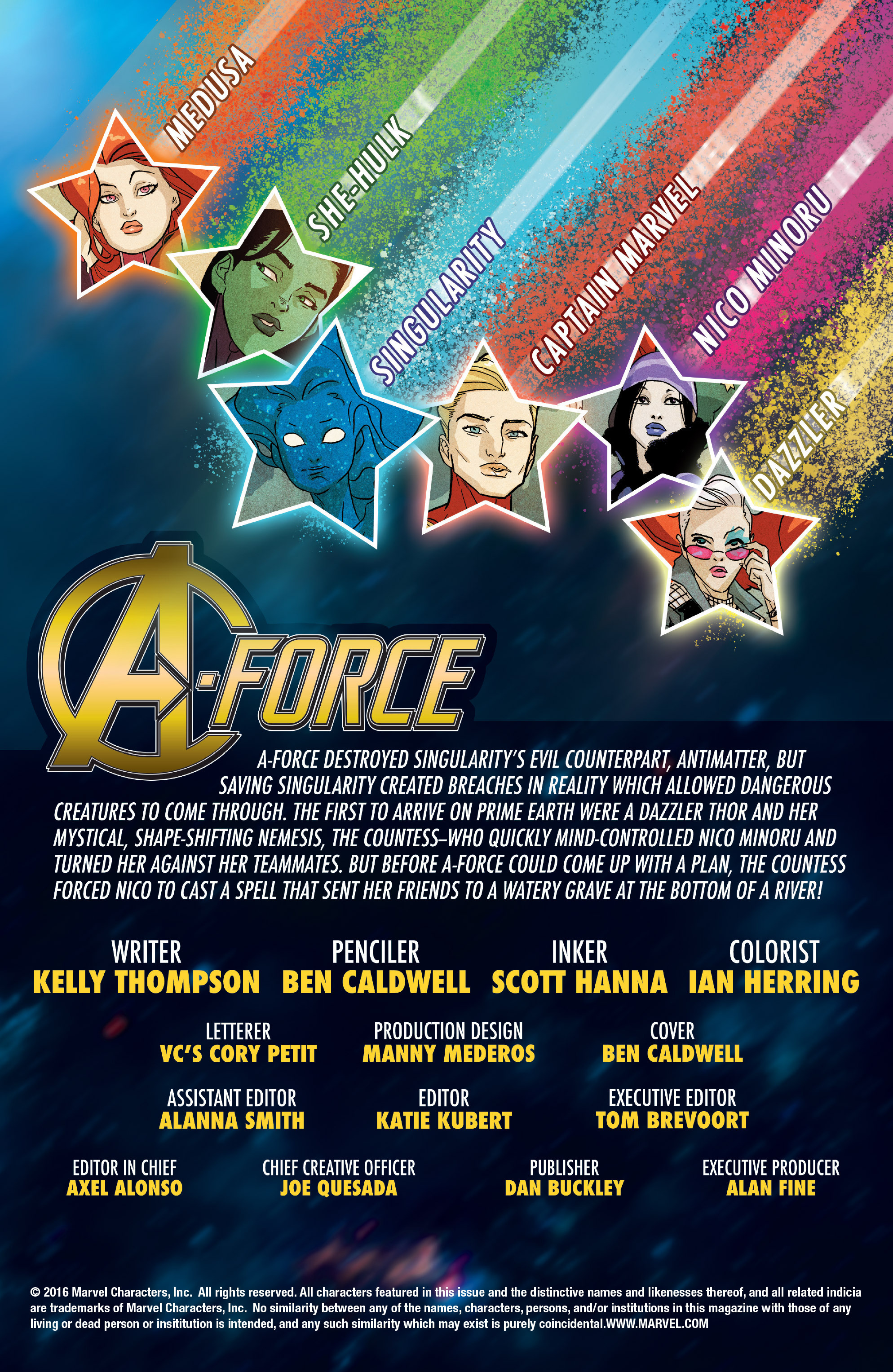 Read online A-Force (2016) comic -  Issue #7 - 2