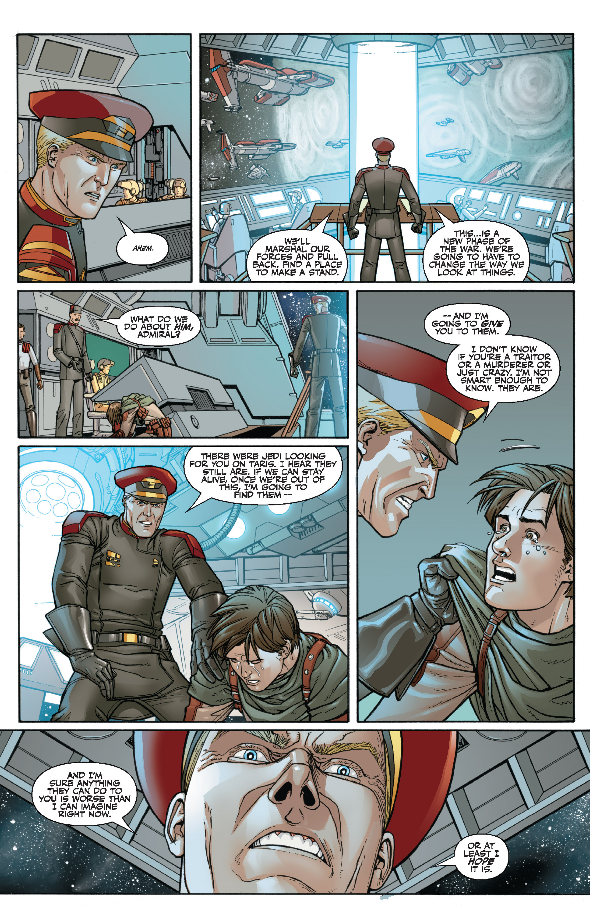 Read online Star Wars Omnibus comic -  Issue # Vol. 29 - 339