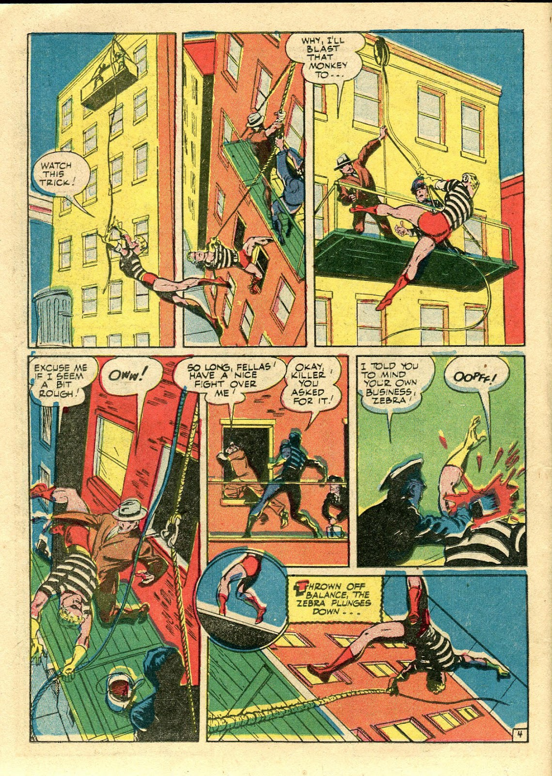 Green Hornet Comics issue 11 - Page 31