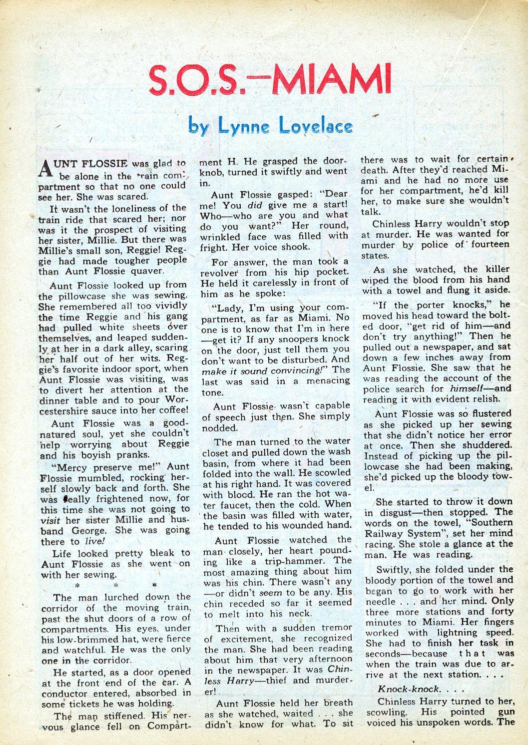 Read online Wonder Woman (1942) comic -  Issue #12 - 32