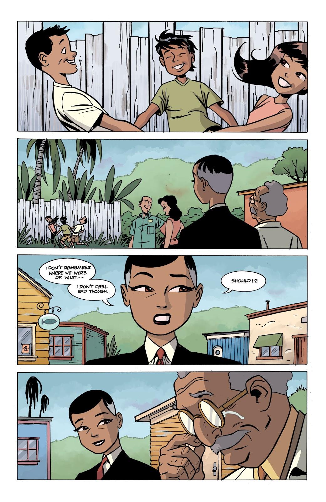 Read online The Twilight Children comic -  Issue #4 - 26