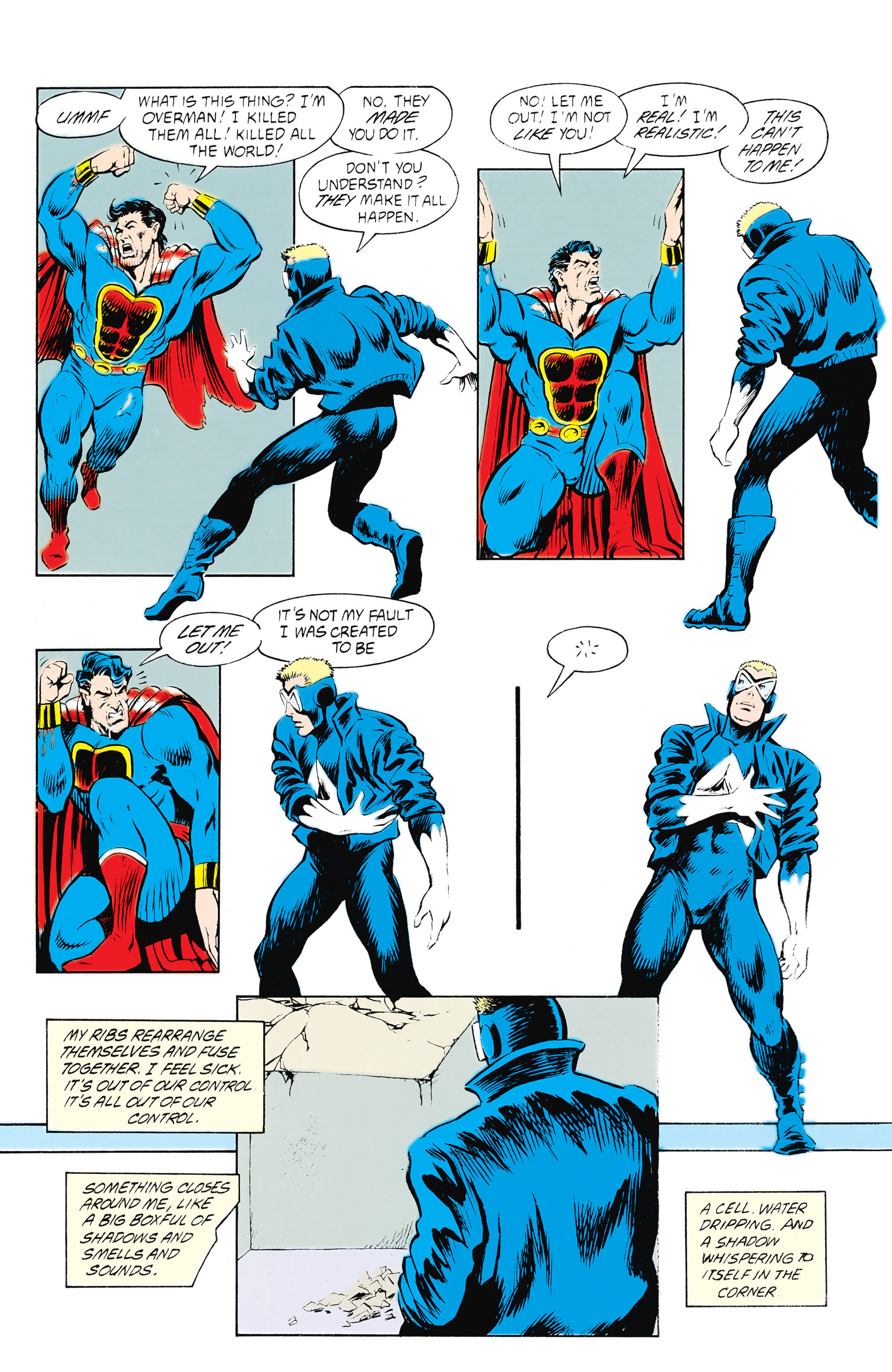 Read online Animal Man (1988) comic -  Issue #24 - 16