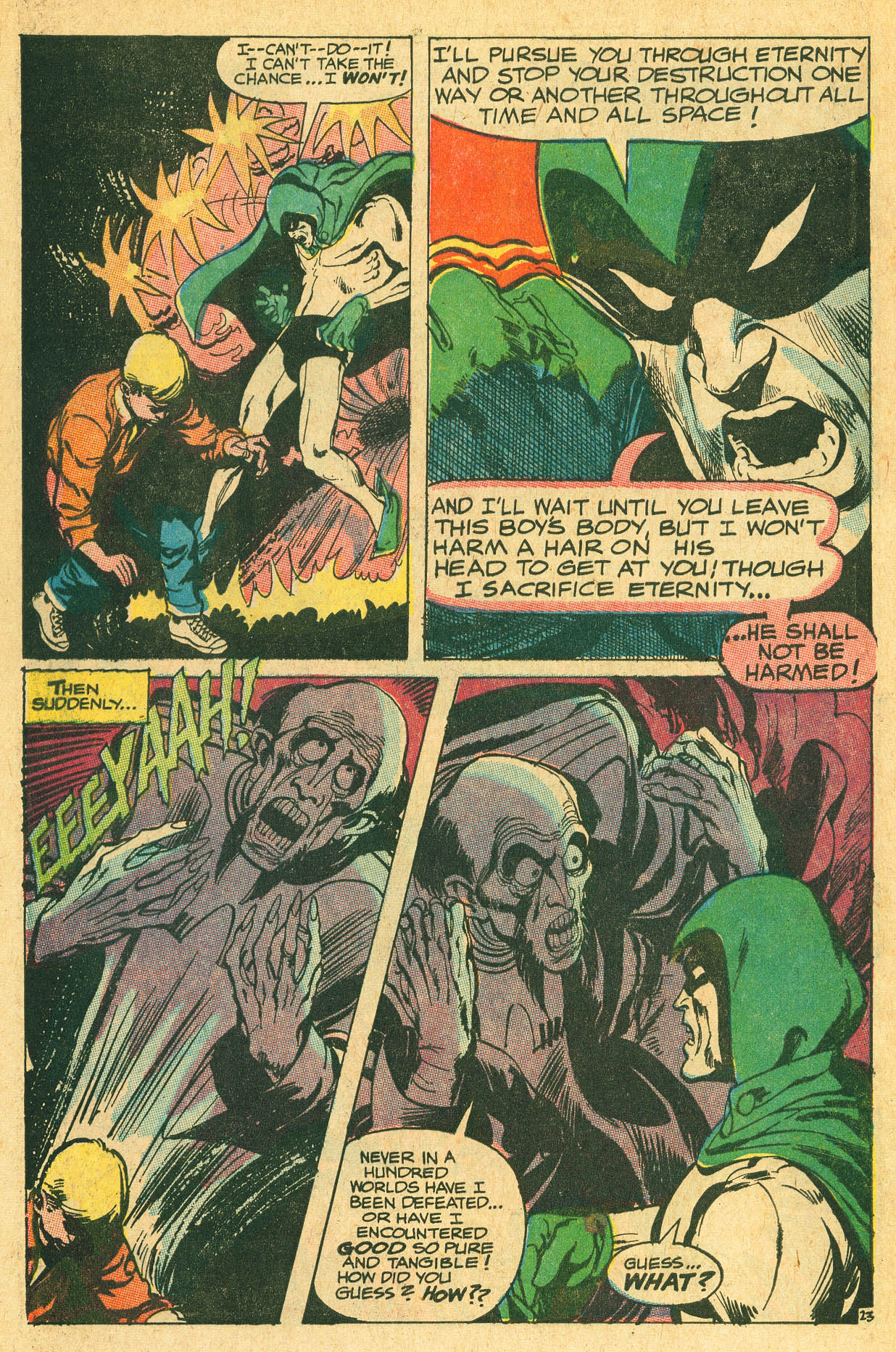 Read online Adventure Comics (1938) comic -  Issue #497 - 97