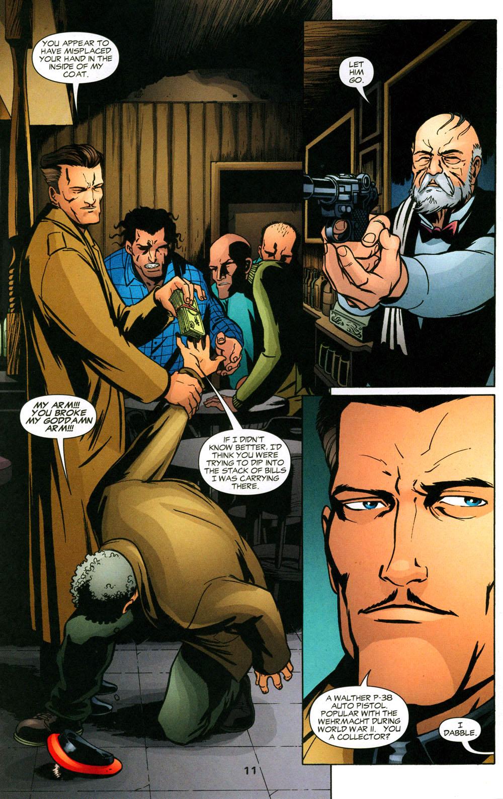 Read online Fallen Angel (2003) comic -  Issue #2 - 12